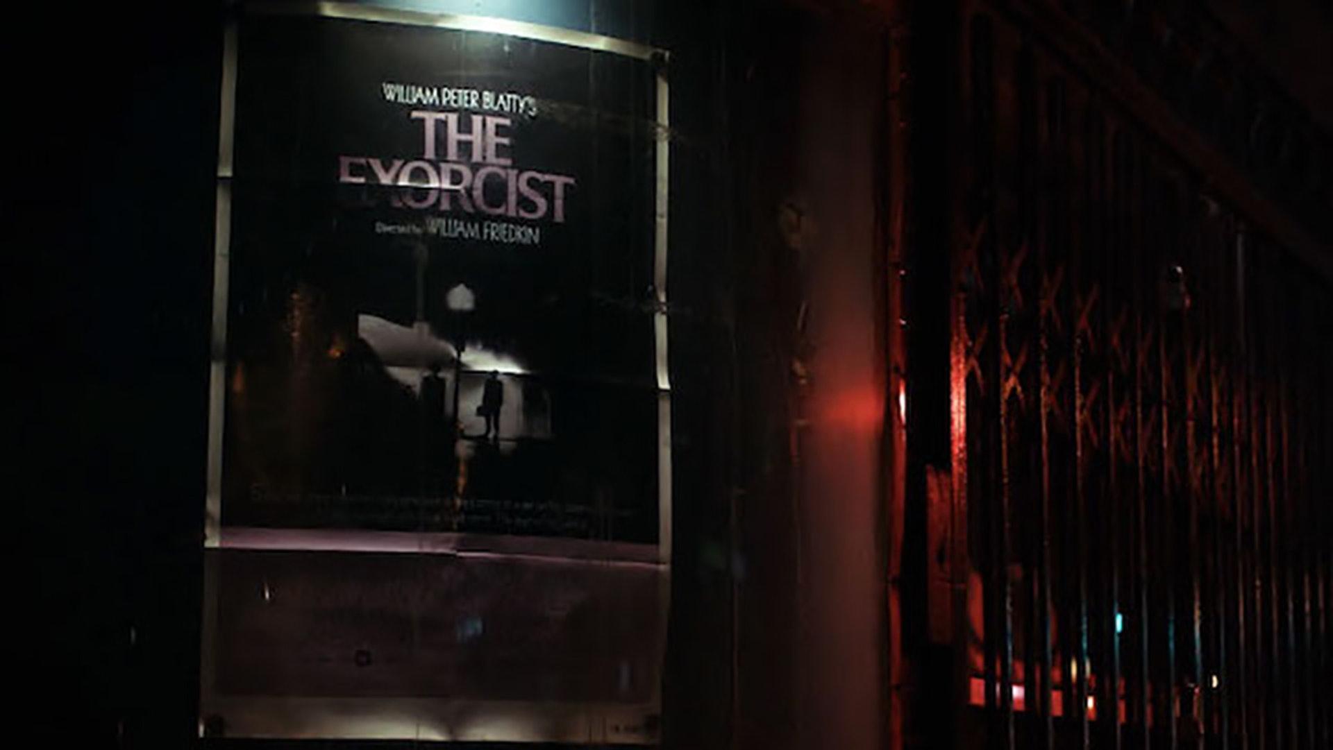一連五集的新紀錄片《Cursed Films》探討《驅魔人》等五部經典恐怖電影背後的傳說及咀咒。(《Cursed Films》劇照)