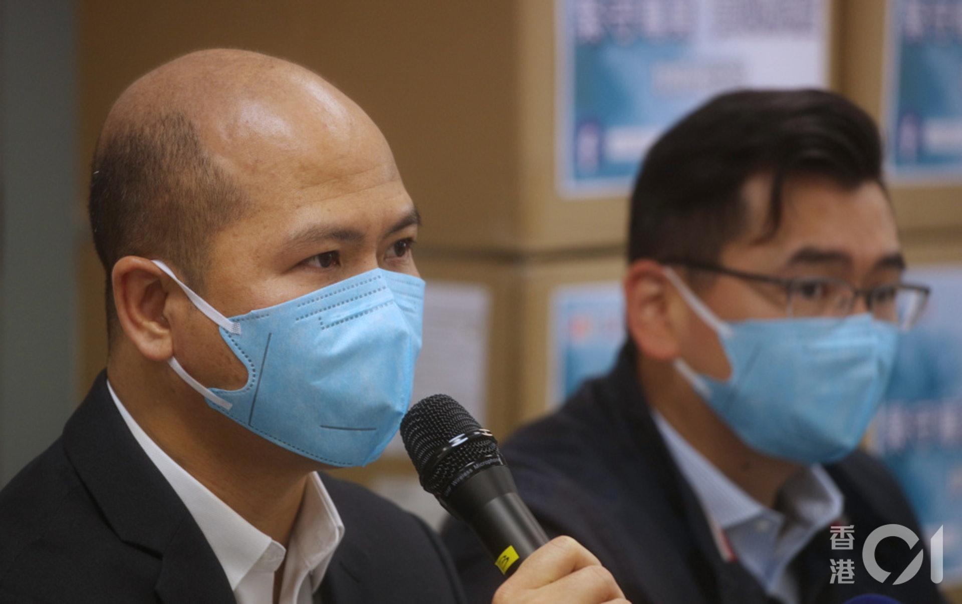 教聯會主席黃錦良表示,不猜測及評論兩考評局職員辭職的理由,但認為事件反映言論自由非無邊界。(資料圖片/余俊亮攝)