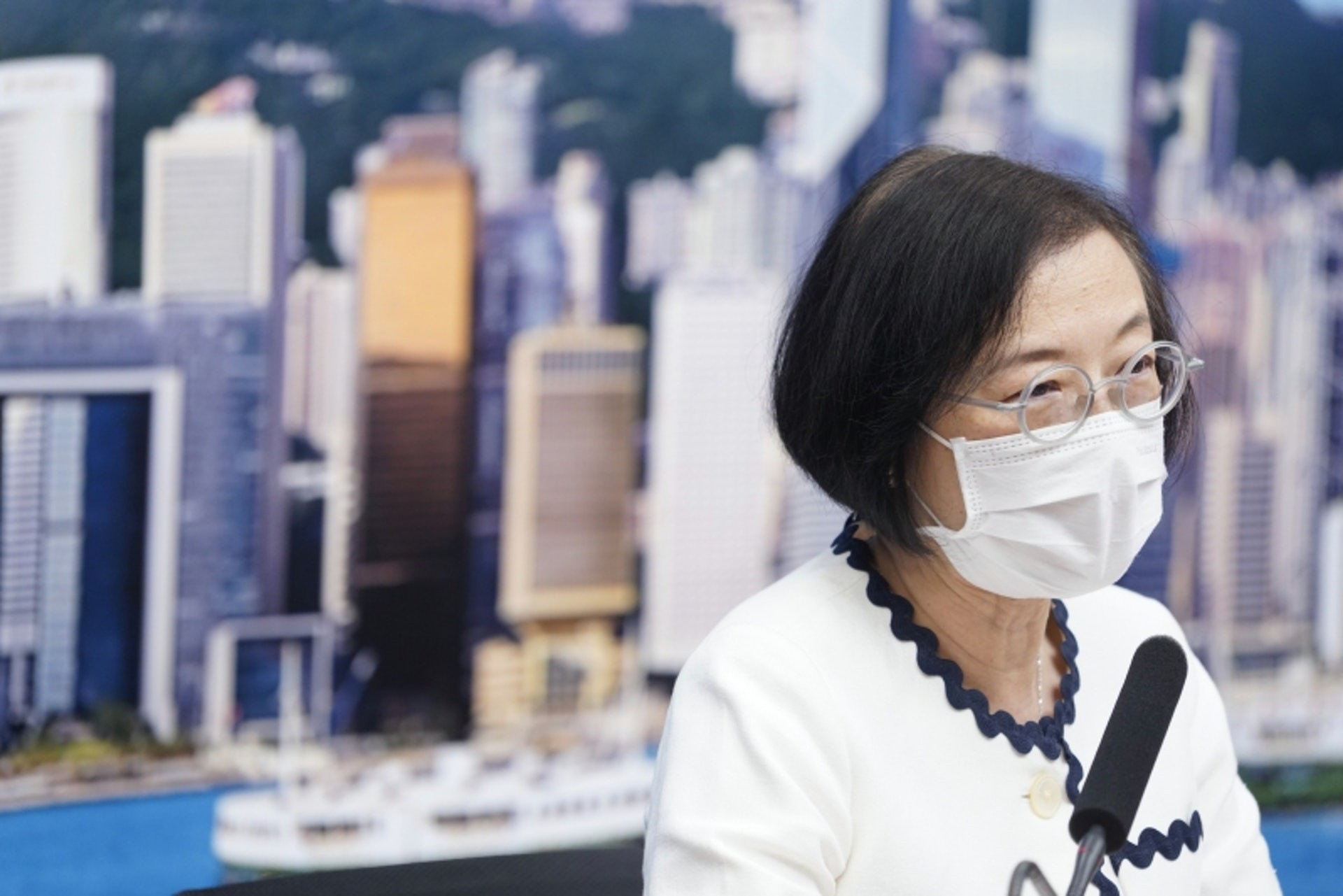 新冠肺炎 水泉澳邨明泉樓多人確診有喉管破損居民自行撤離 香港01 社會新聞