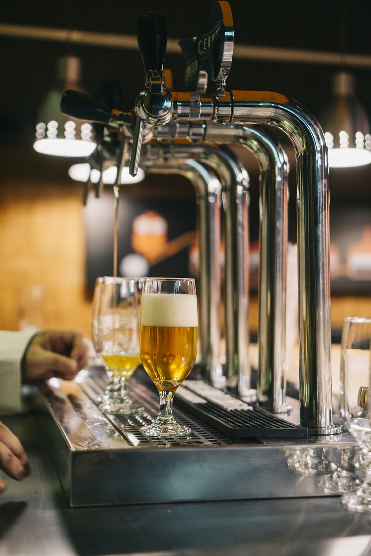 Lager這種酵母需要的是低溫發酵(大約4-10℃),又名「底層發酵」,因為酵母會沉底,所以釀出的啤酒酒體較為清澈。(圖片來源:Unsplash@barncreative)