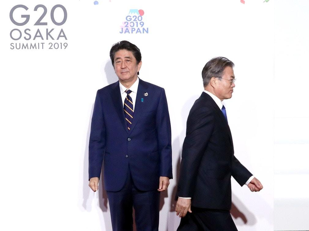 韩媒:日韩贸易战给了中国一领域迅速崛起的机会