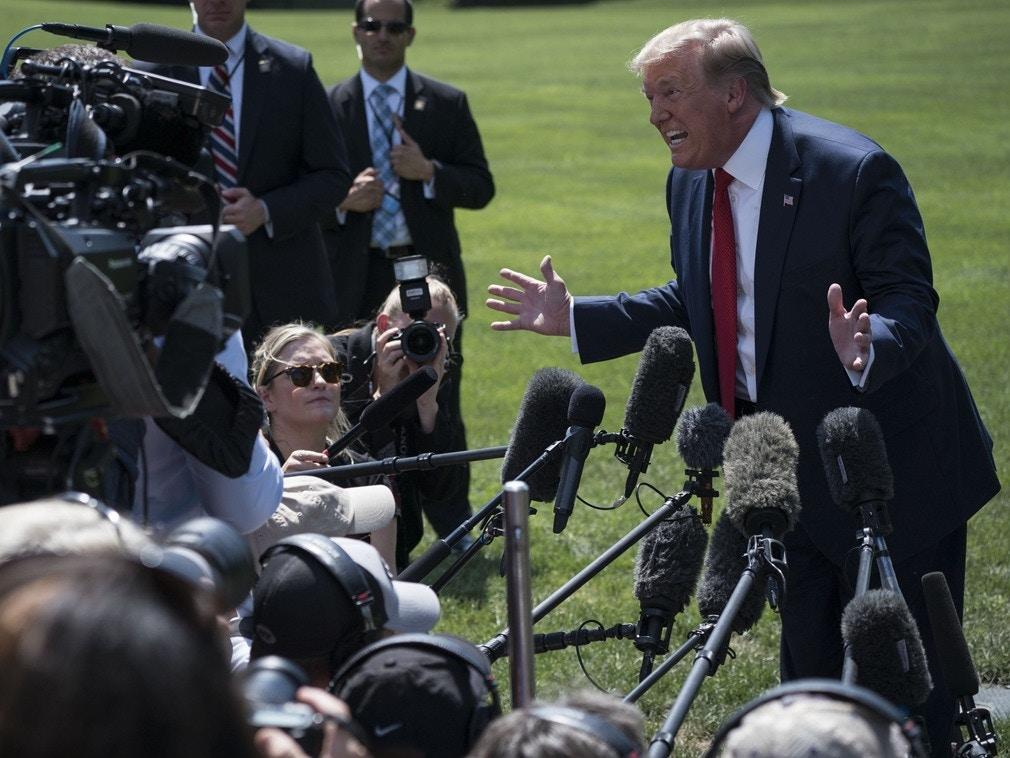 特朗普改口不排除延迟加税 北京否认乞求重返谈判