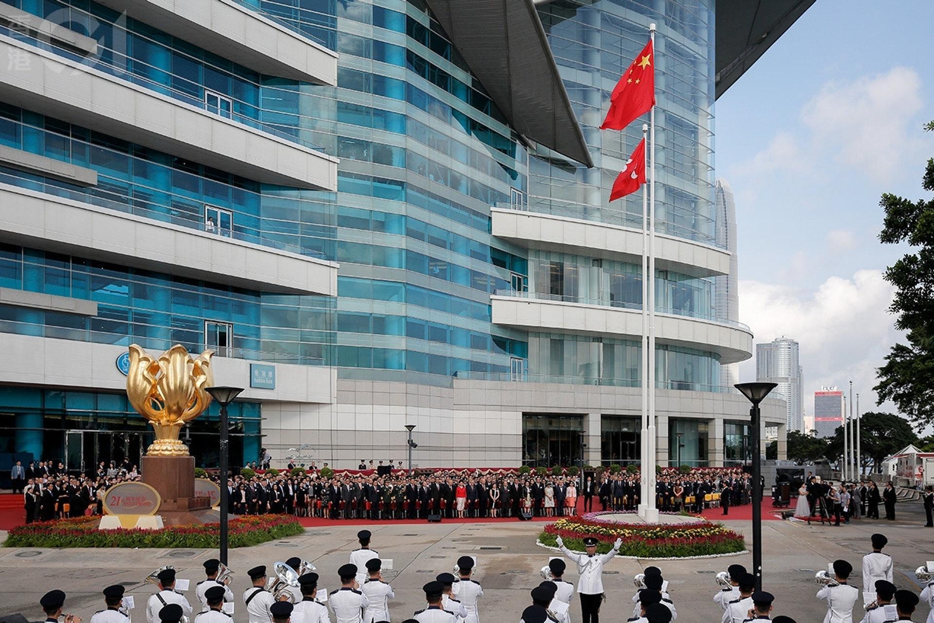 文章形容,取消香港「高度自治」會有「巨大治理風險」 ,不符合中國的國家利益。(資料圖片)