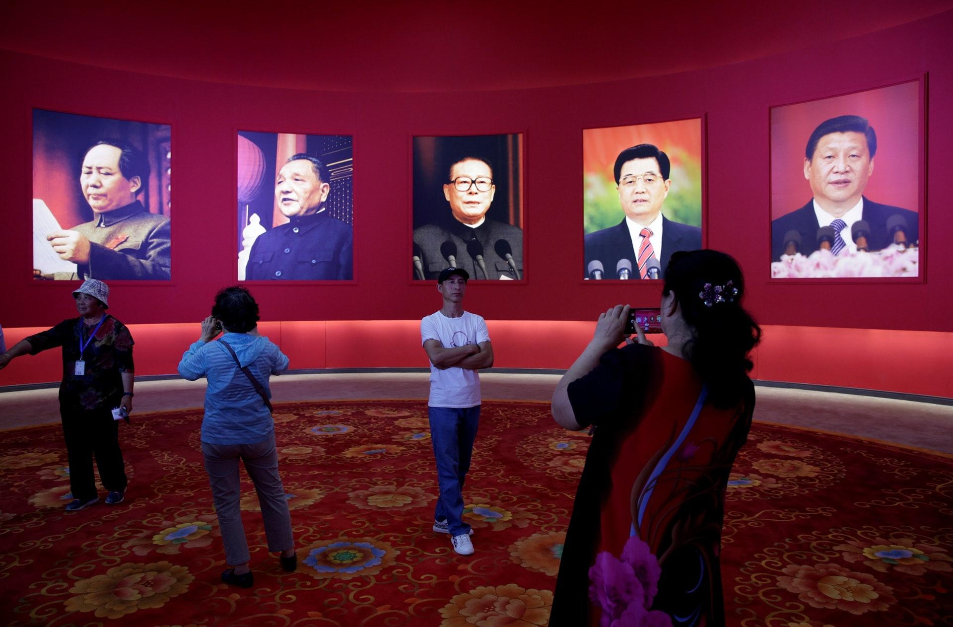 中共十九届四中全会,将成为习近平时代中国政治新的起点。(Reuters)