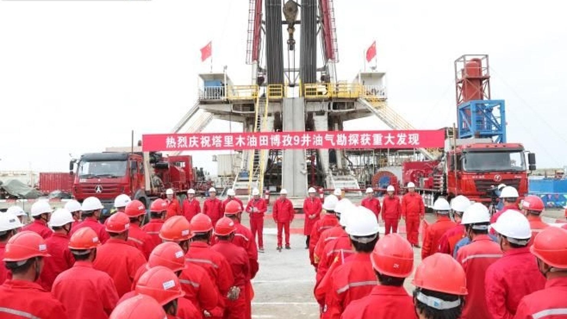 新疆塔里木油田發現千億方級大氣田預計最快11月建產|香港01|即時中國