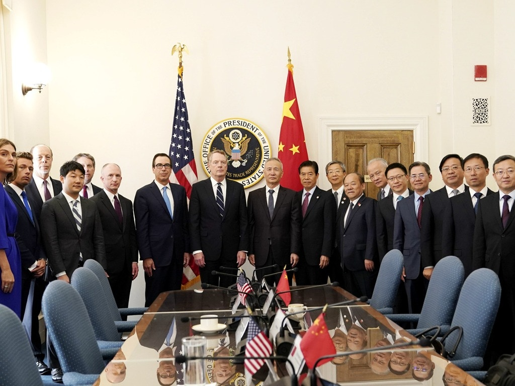 中美贸易谈判关键时刻 特朗普贸易顾问即将离职
