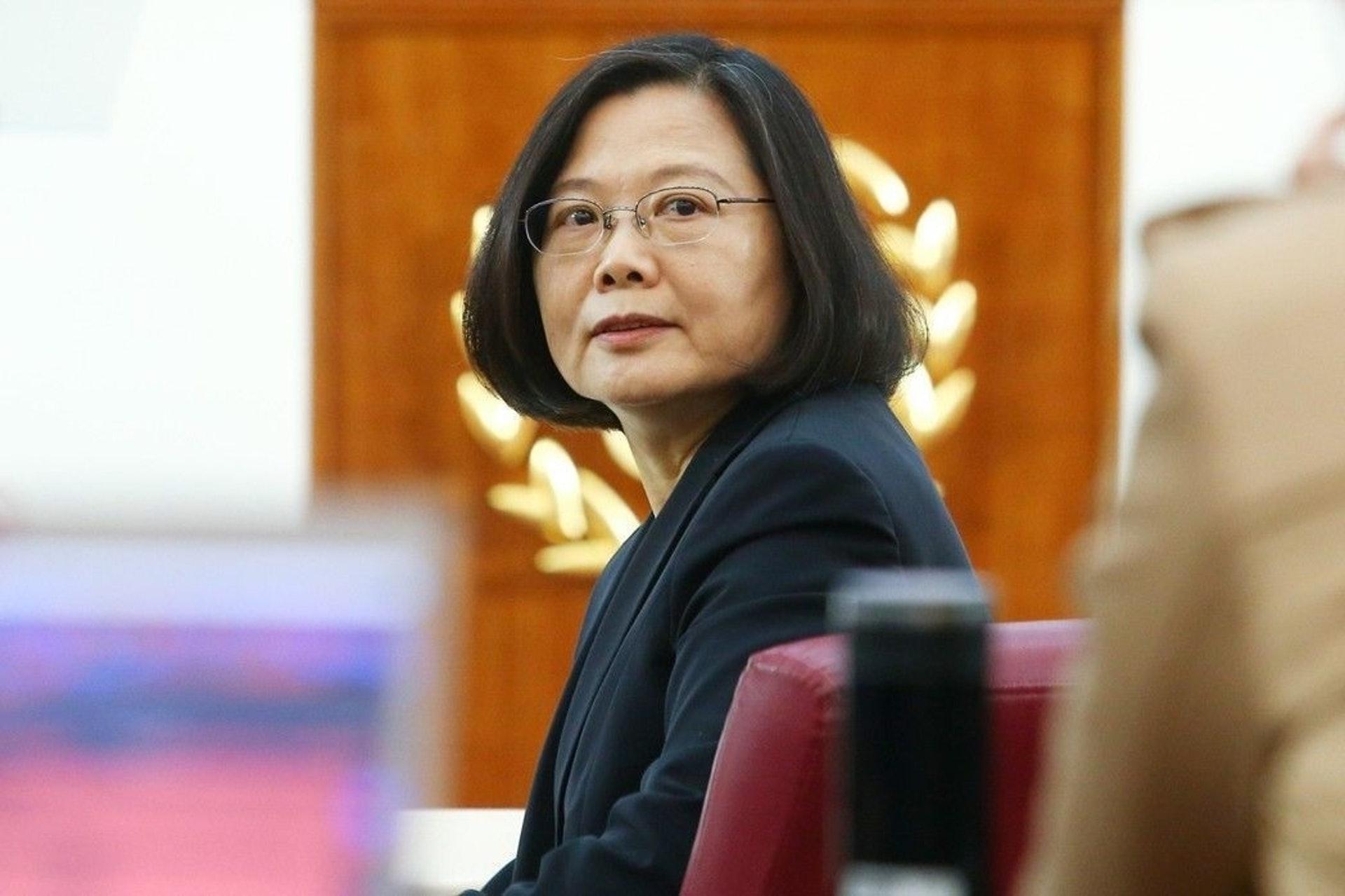 评论认为,民进党是香港整场反对修订《逃犯条例》运动以来政治狂潮的受益方。(资料图片)