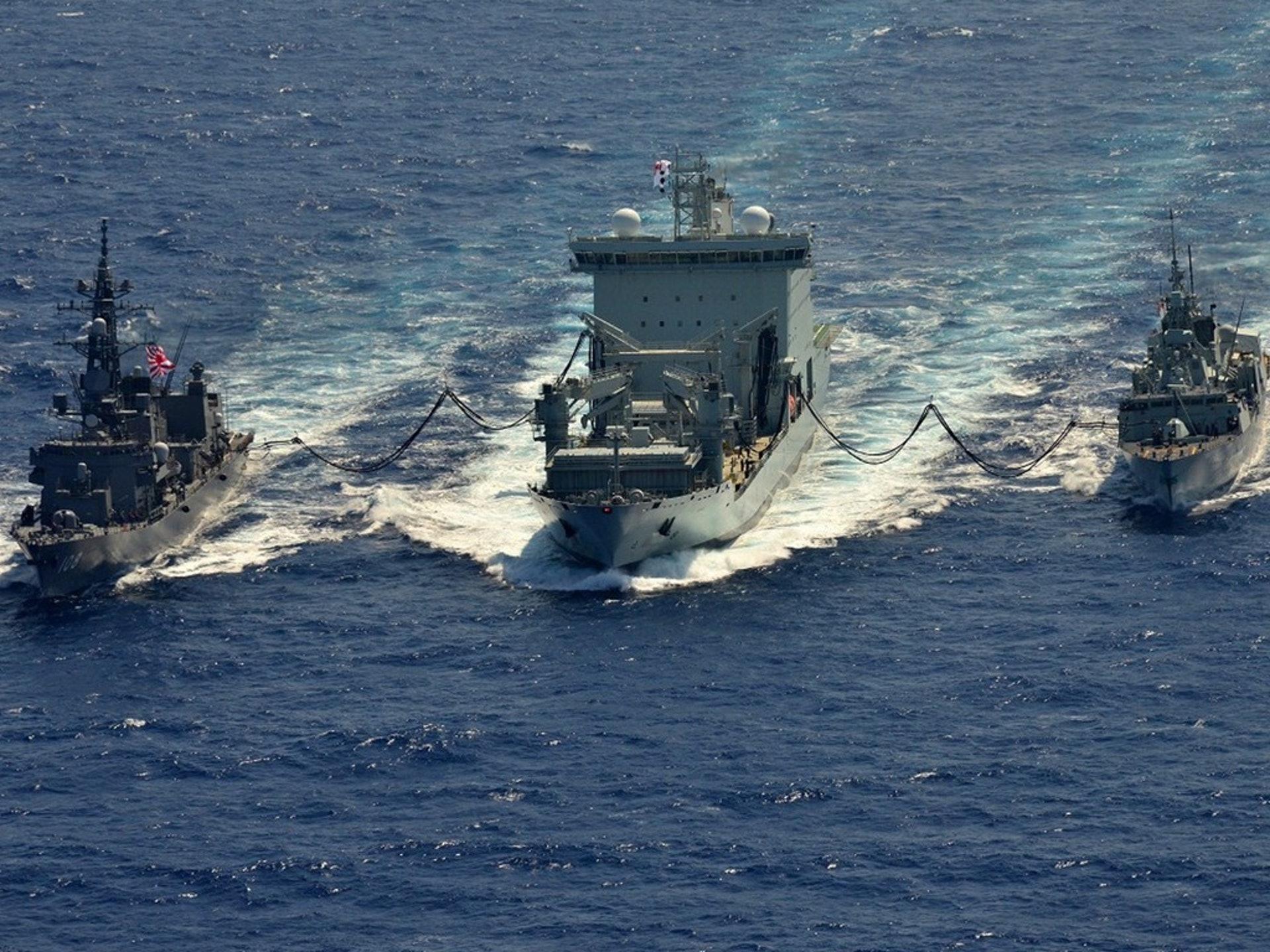 美軍艦穿越台灣海峽反華議員警告北京攻台必遭軍事打擊 香港01 即時國際