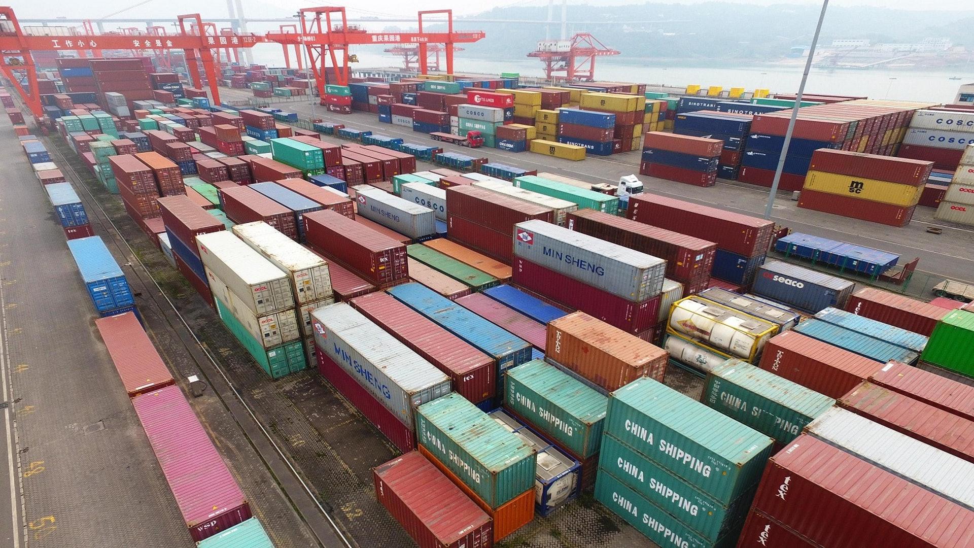 广东是中国制造业重镇,在中美贸易战中受到严重冲击。(VCG)
