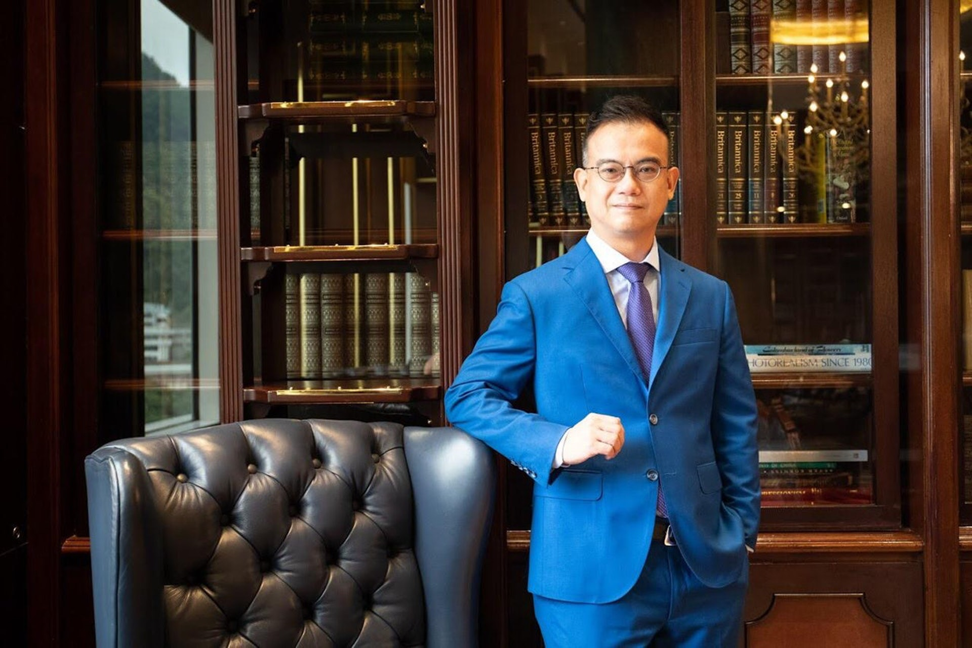 星之谷按揭行政總裁莊錦輝表示直言,承造九五成按揭的居屋業主,甚至是最多借十成按揭的銀行職員,皆是變成負資產的「高危一族」。(受訪者提供)