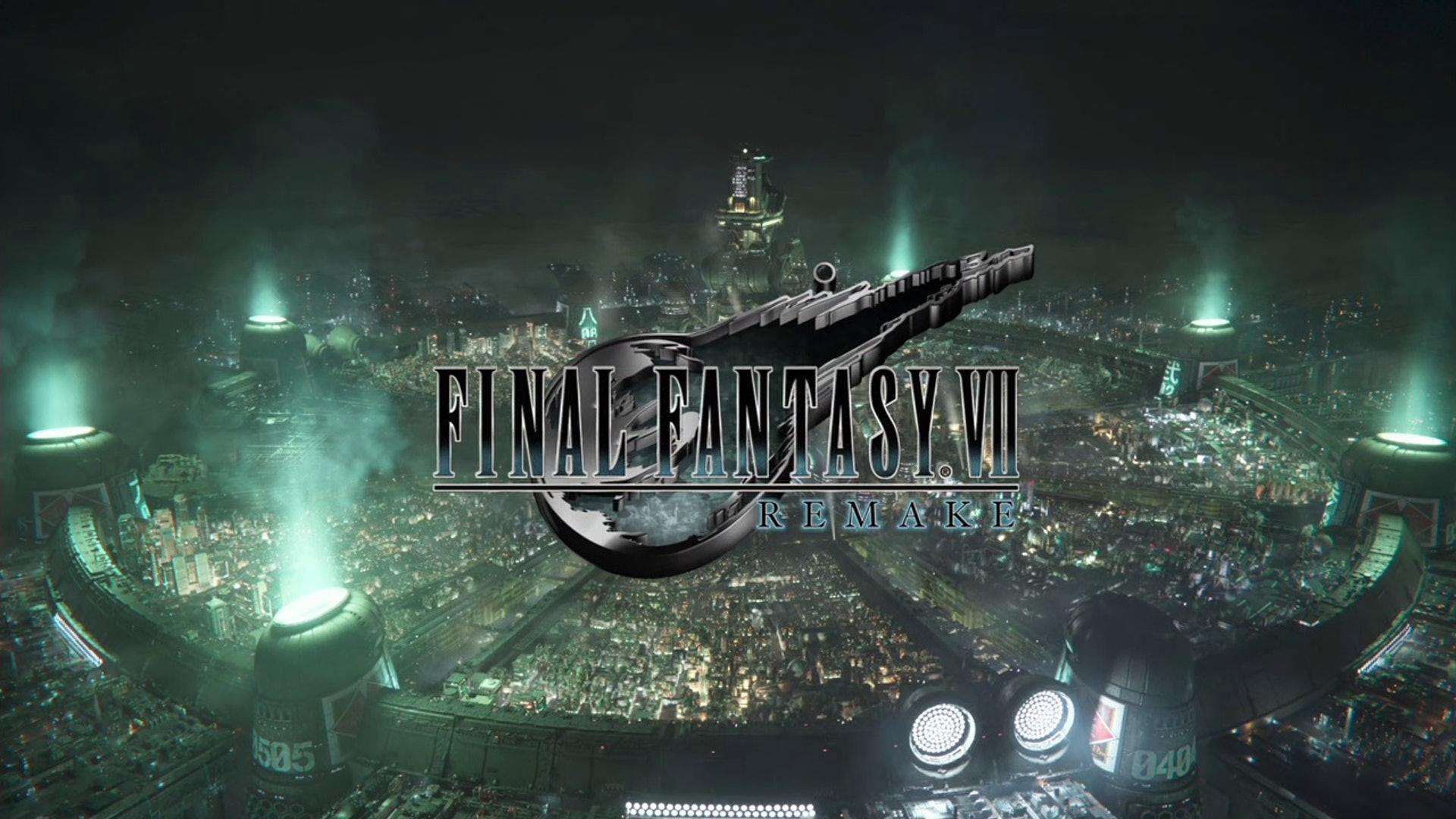 FF7R】Final Fantasy VII重製版試玩後感戰鬥兩頭不到岸