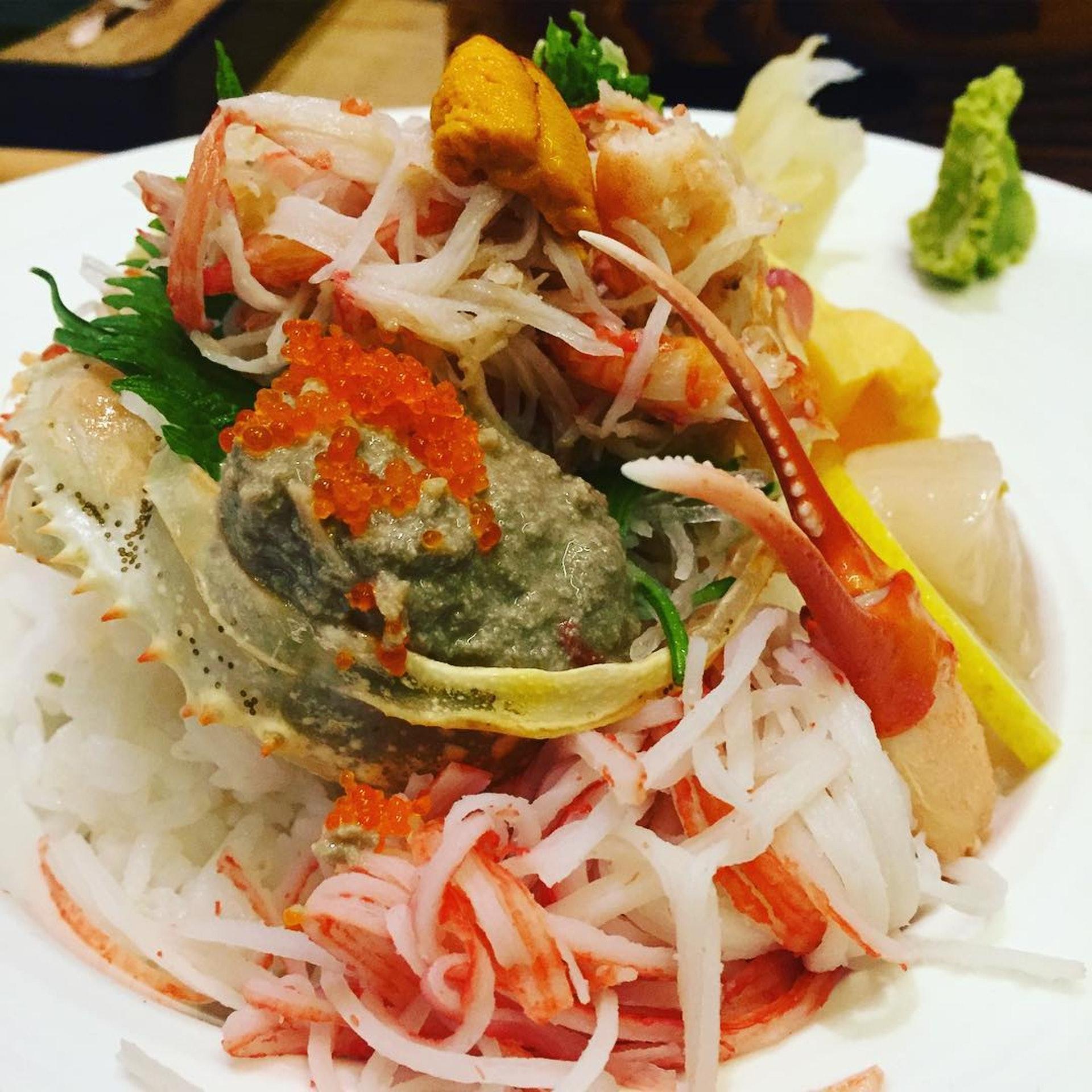 【2】初見創作料理:食物都像藝術品般的日式餐廳(Instagram @shanshanlovefood)
