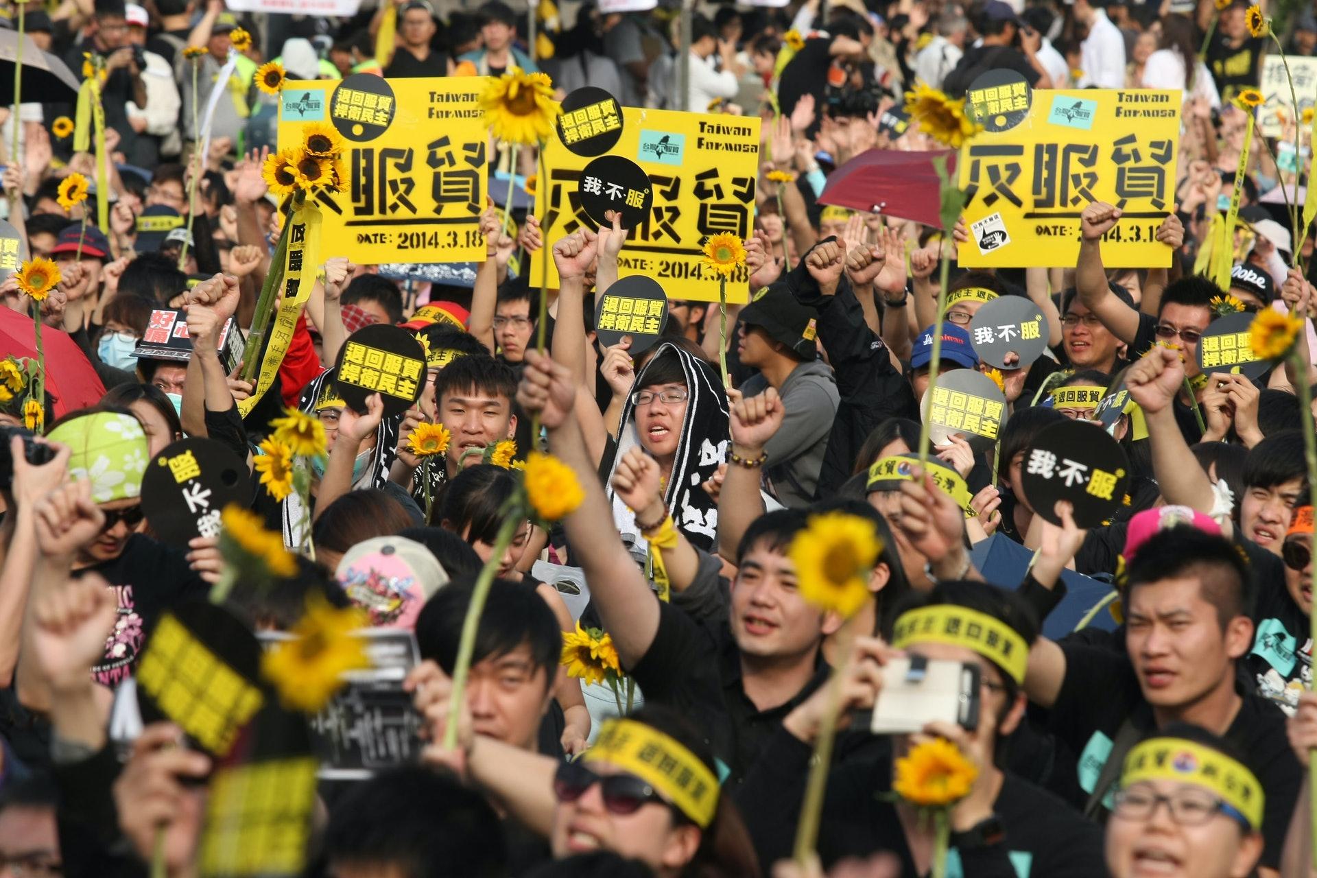 根据长期探讨台湾人认同问题的政治大学选举研究中心数据显示,「认同自己是台湾人」的比例整体趋势持续增加。(资料照片)