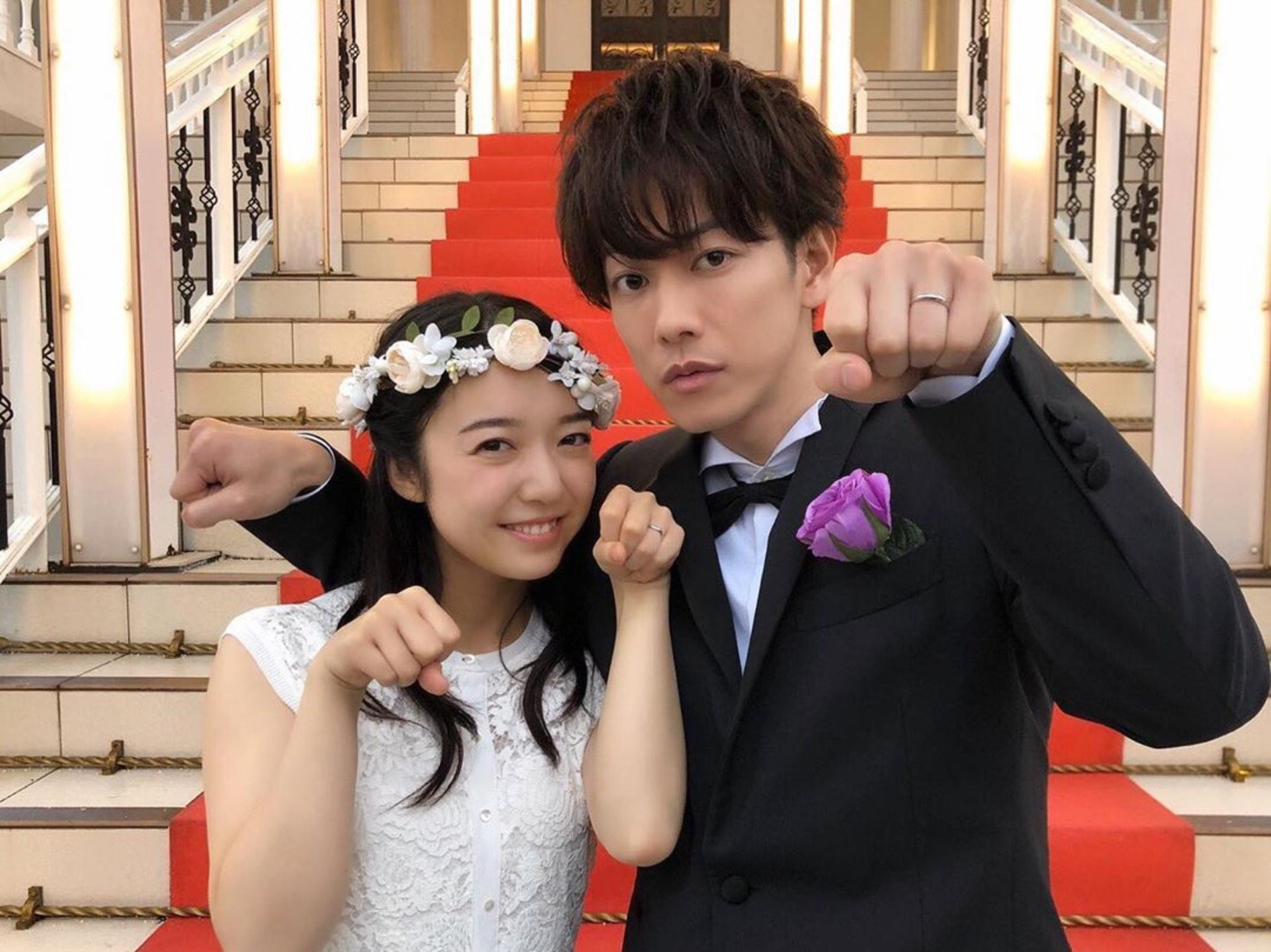 優子 結婚 大島
