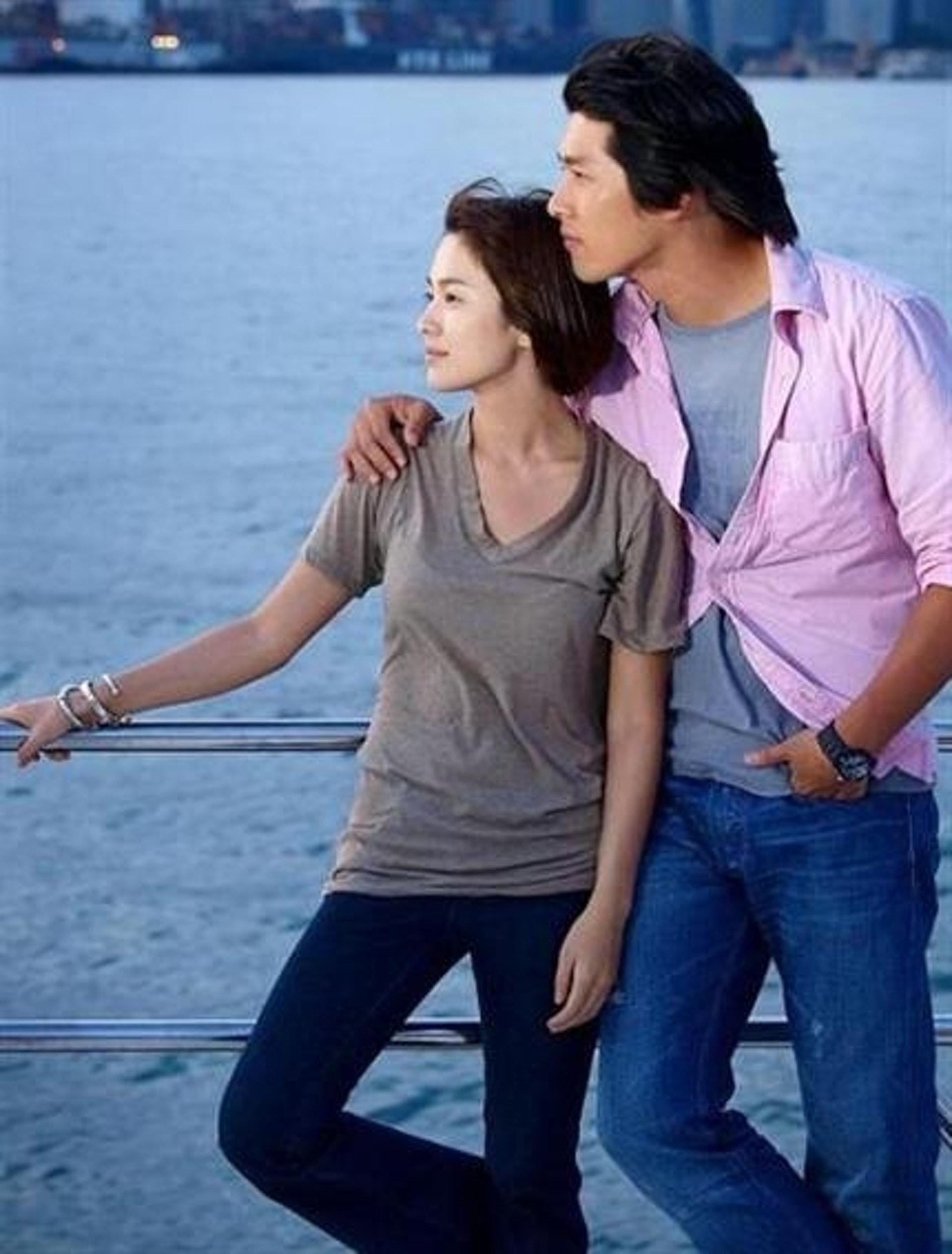 玄彬和宋慧喬已於2011年分手。(網上圖片)