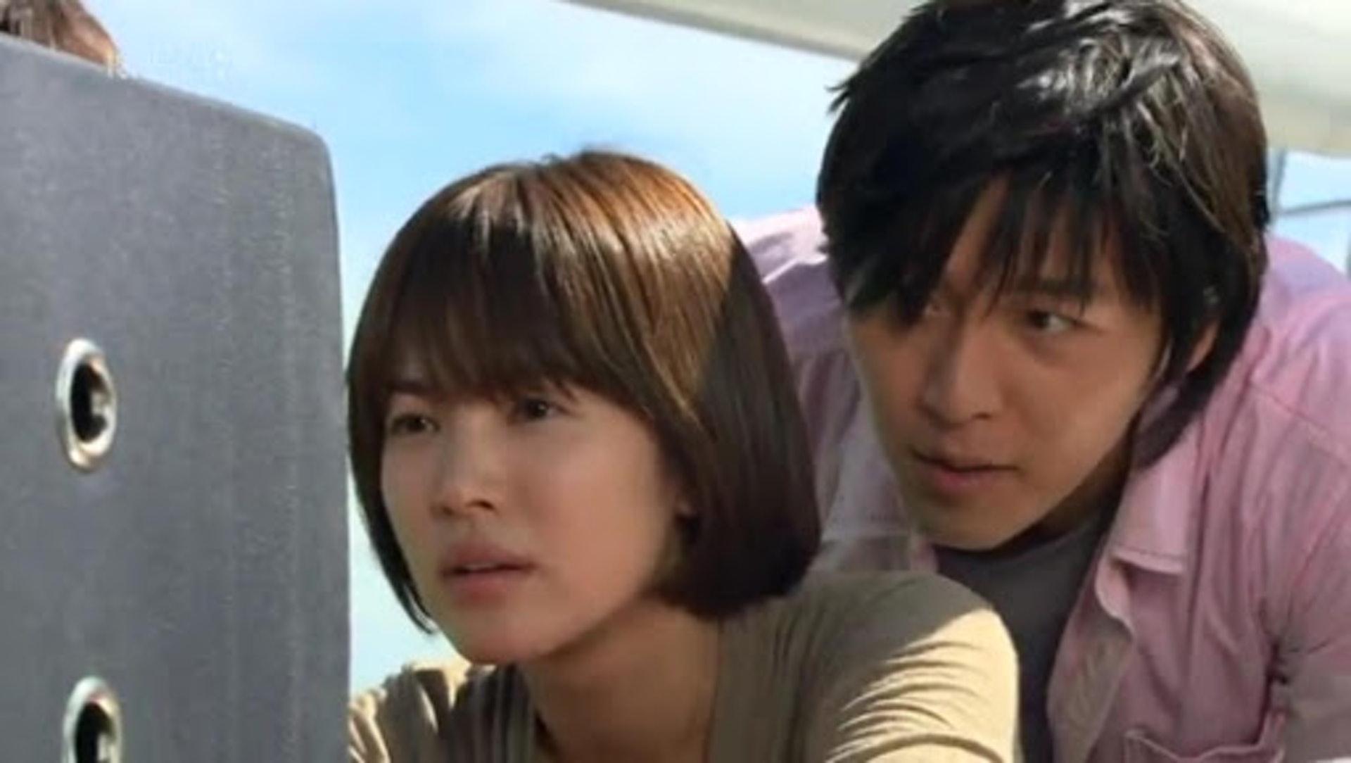 宋慧喬與玄彬結緣於2008年《他們的世界》。(電視劇《他們的世界》劇照)