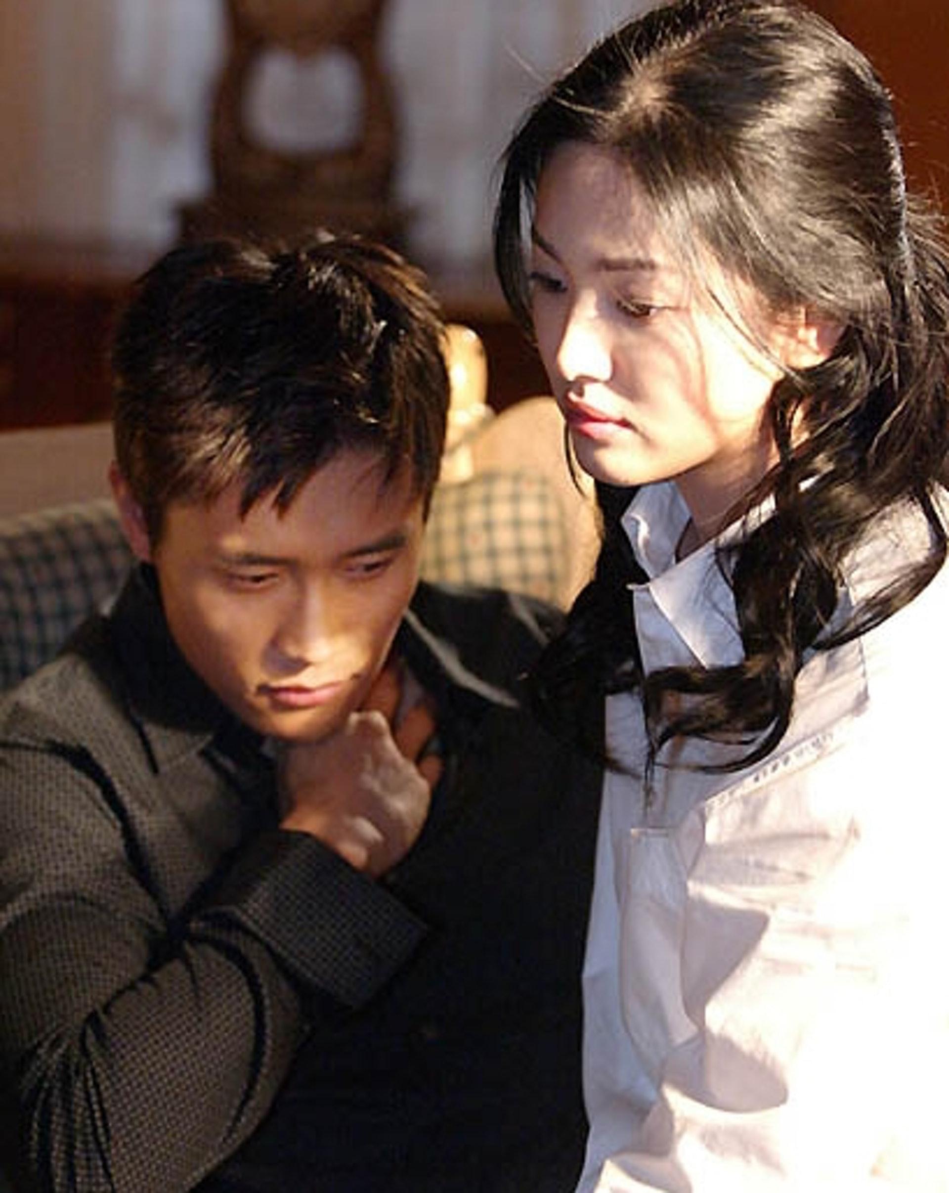 李秉憲是宋慧喬第一次公開認愛的男友。(電視劇《All In 真愛賭注》劇照)