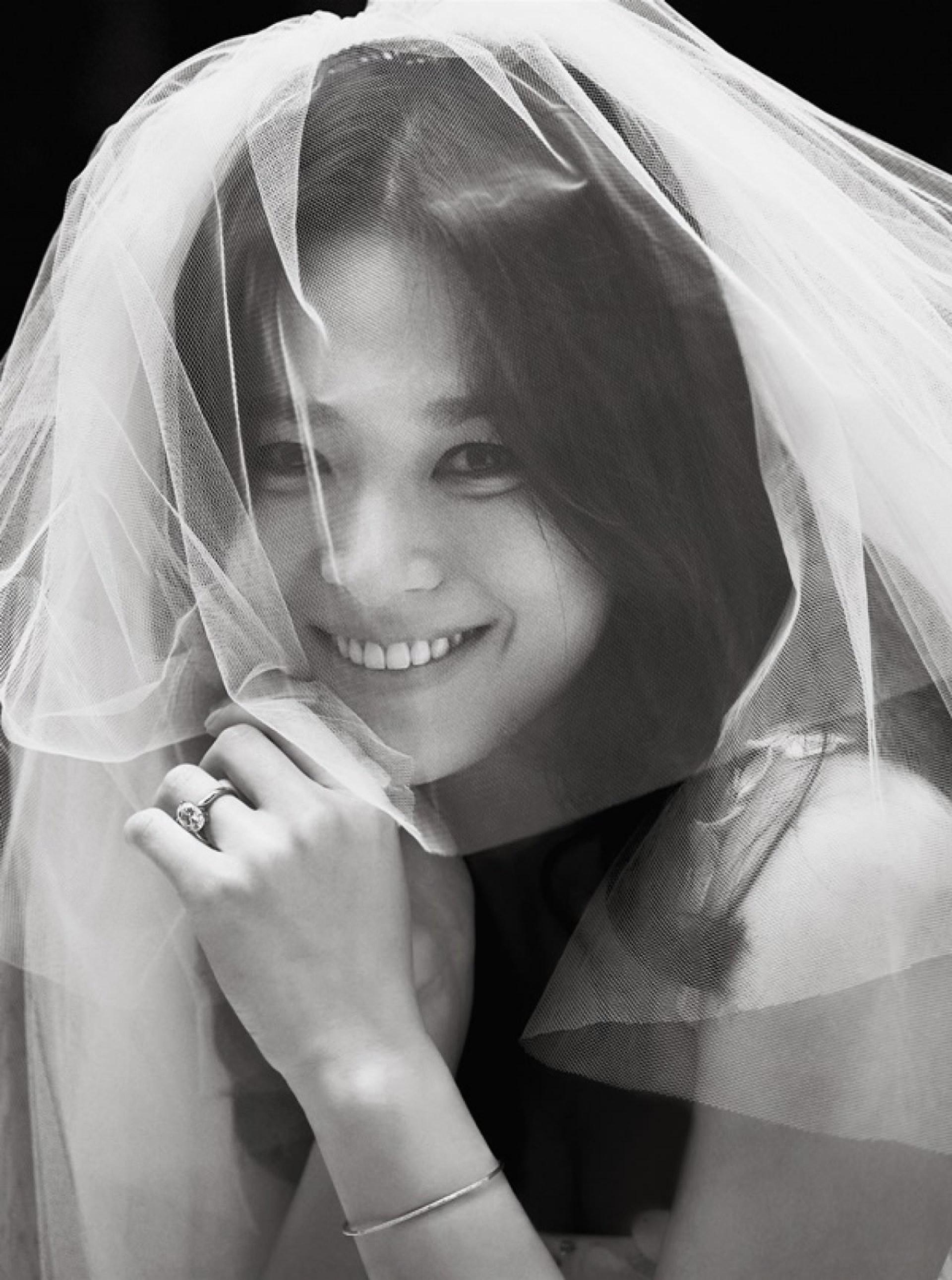 宋慧喬、宋仲基在2017年結婚。(資料圖片)