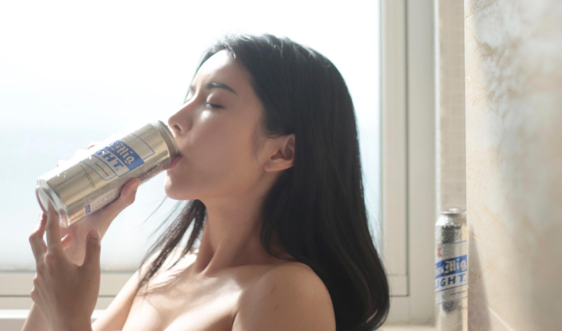 陳欣妍(Shirley Chan)近期不止拍攝電視節目,也多了拍攝廣告。(受訪者提供)