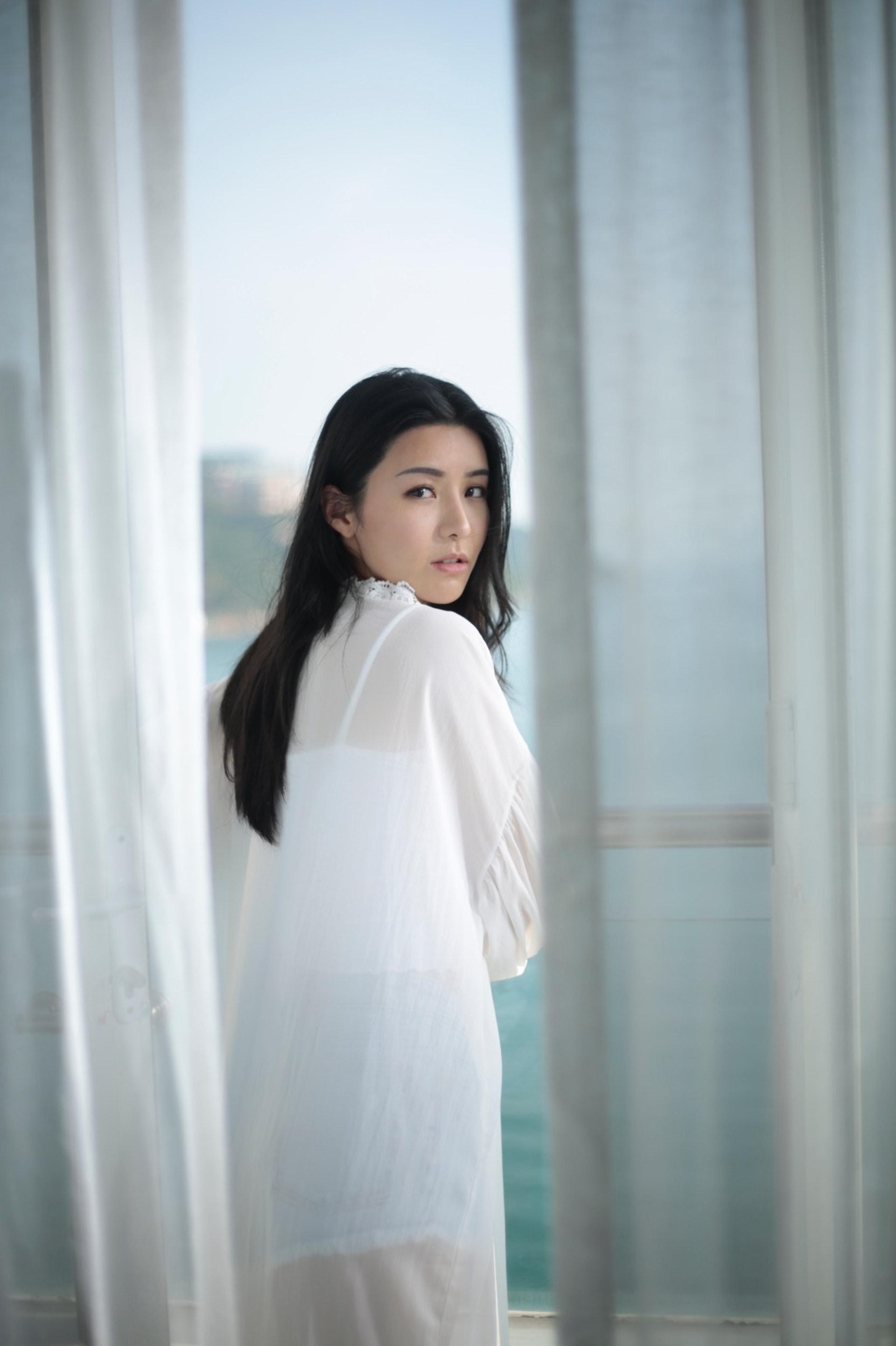陳欣妍在逆市中都有工作,證明她十分有人氣。(受訪者提供)