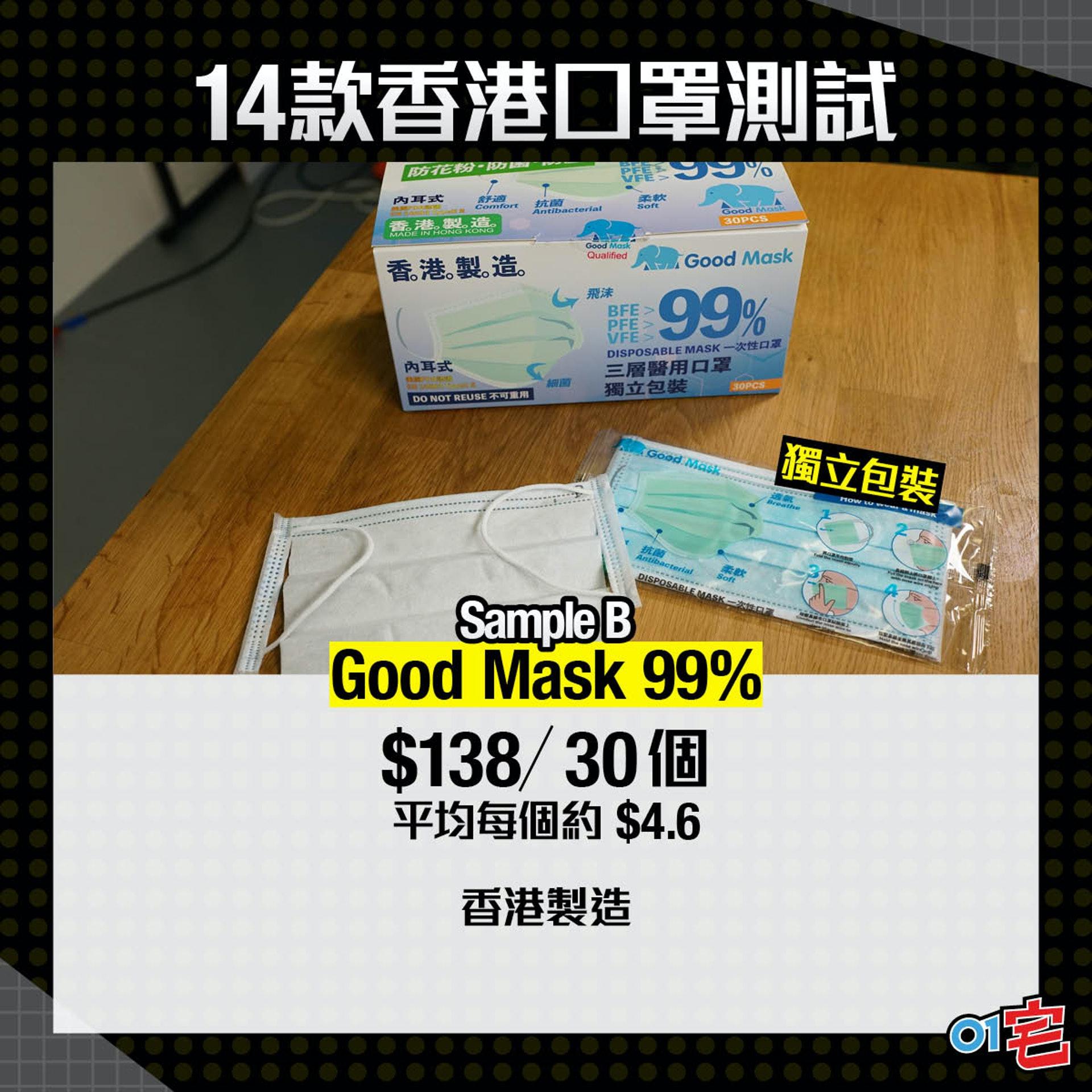 Good Mask 99%