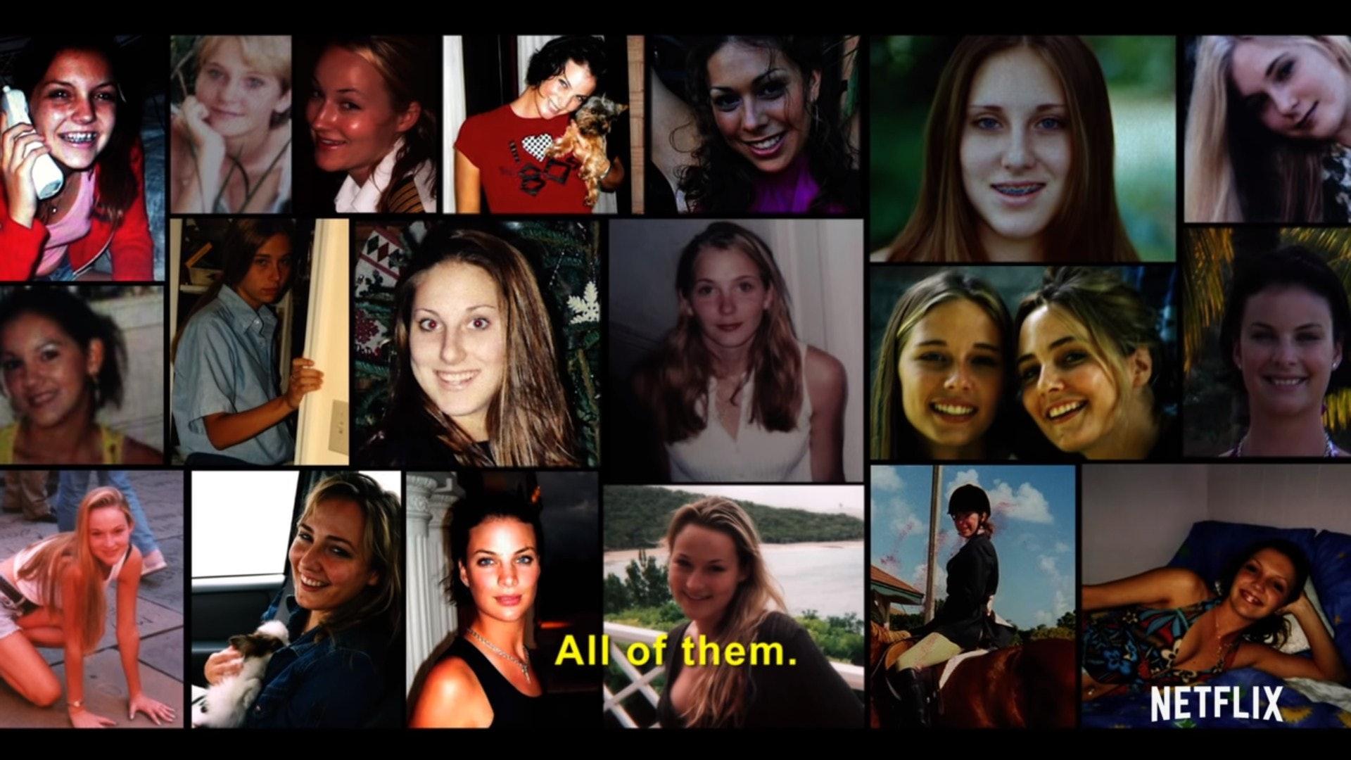 被Epstein性侵过的受害人至少有40位。(影片截图)