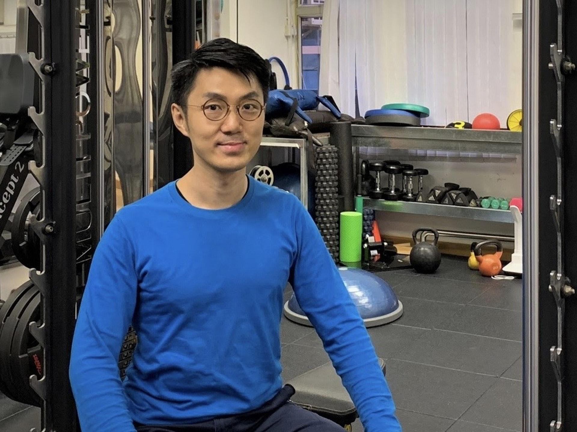 註冊物理治療師梁佑文(撰稿人授權提供)