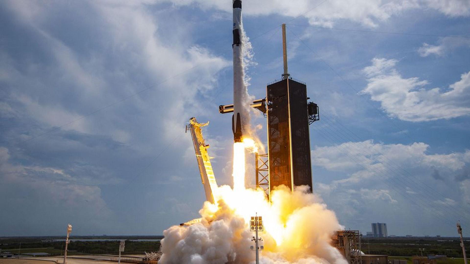 圖片來源:SpaceX