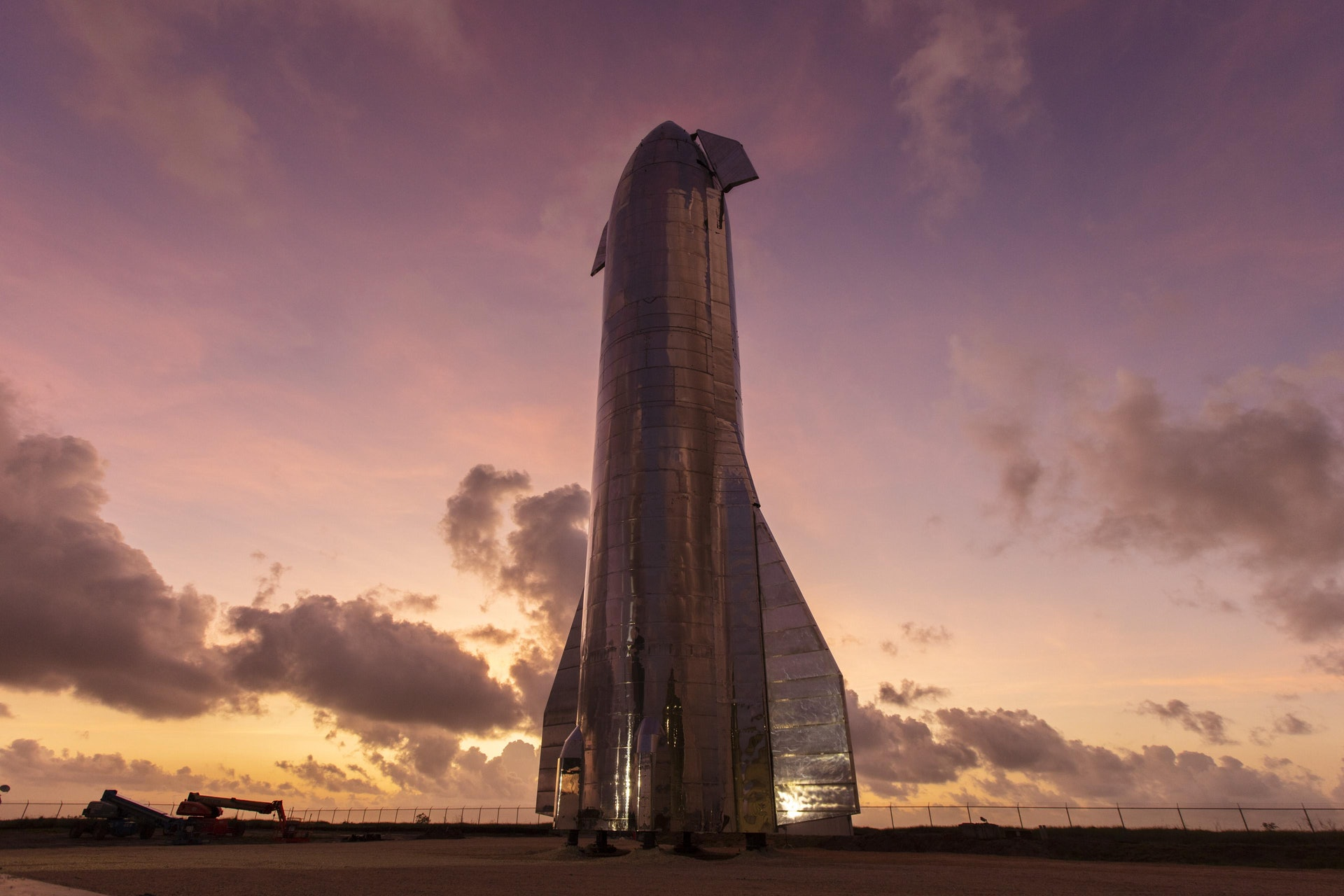 Starship(圖片來源:SpaceX)
