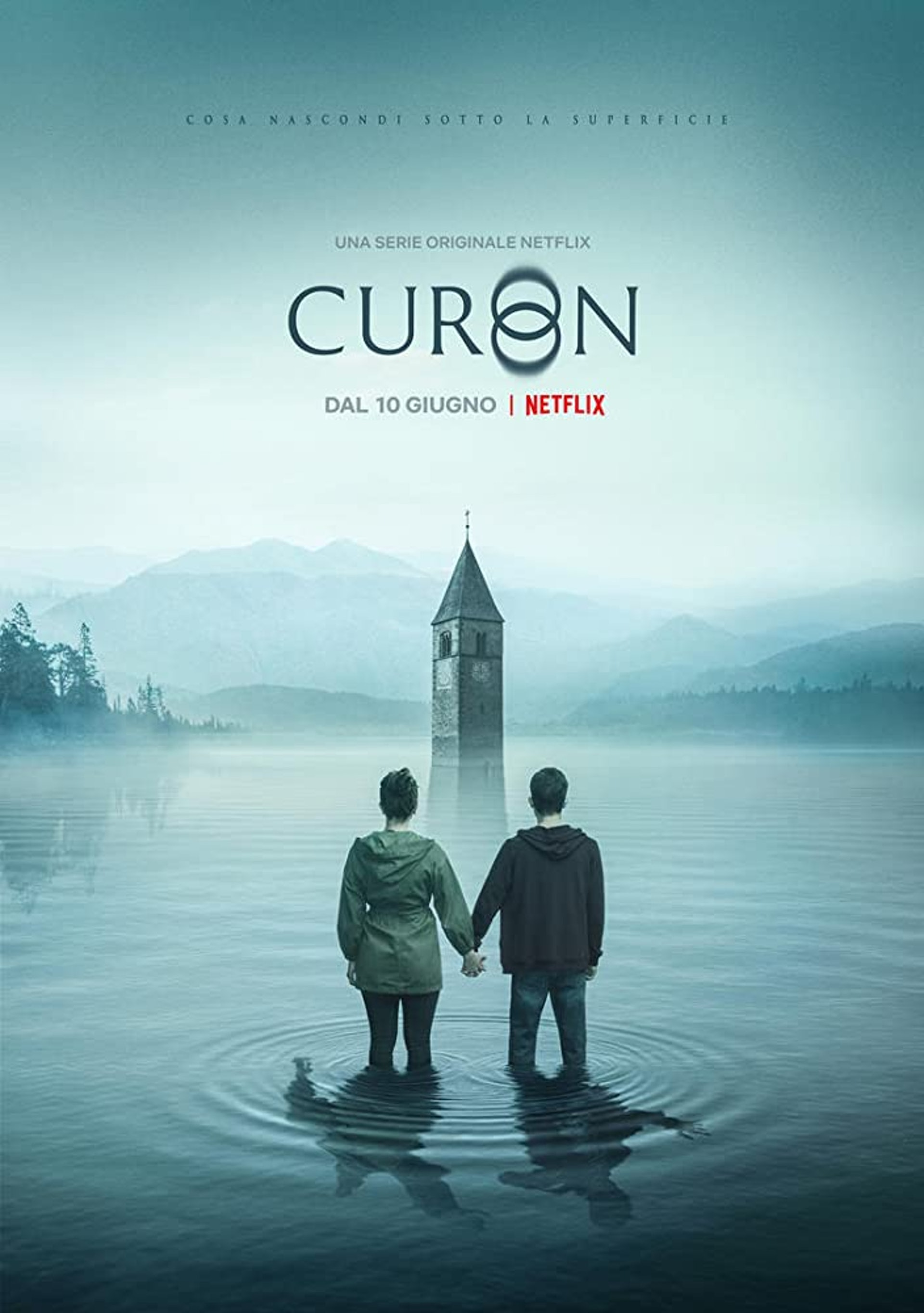 《Curon》於6月10日在Netflix上架。(劇集海報)