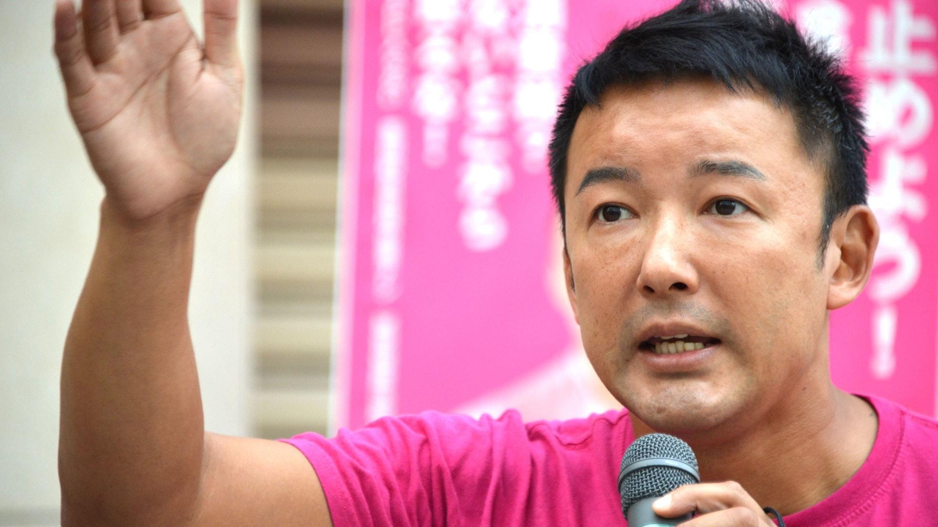 東京 都 知事 選