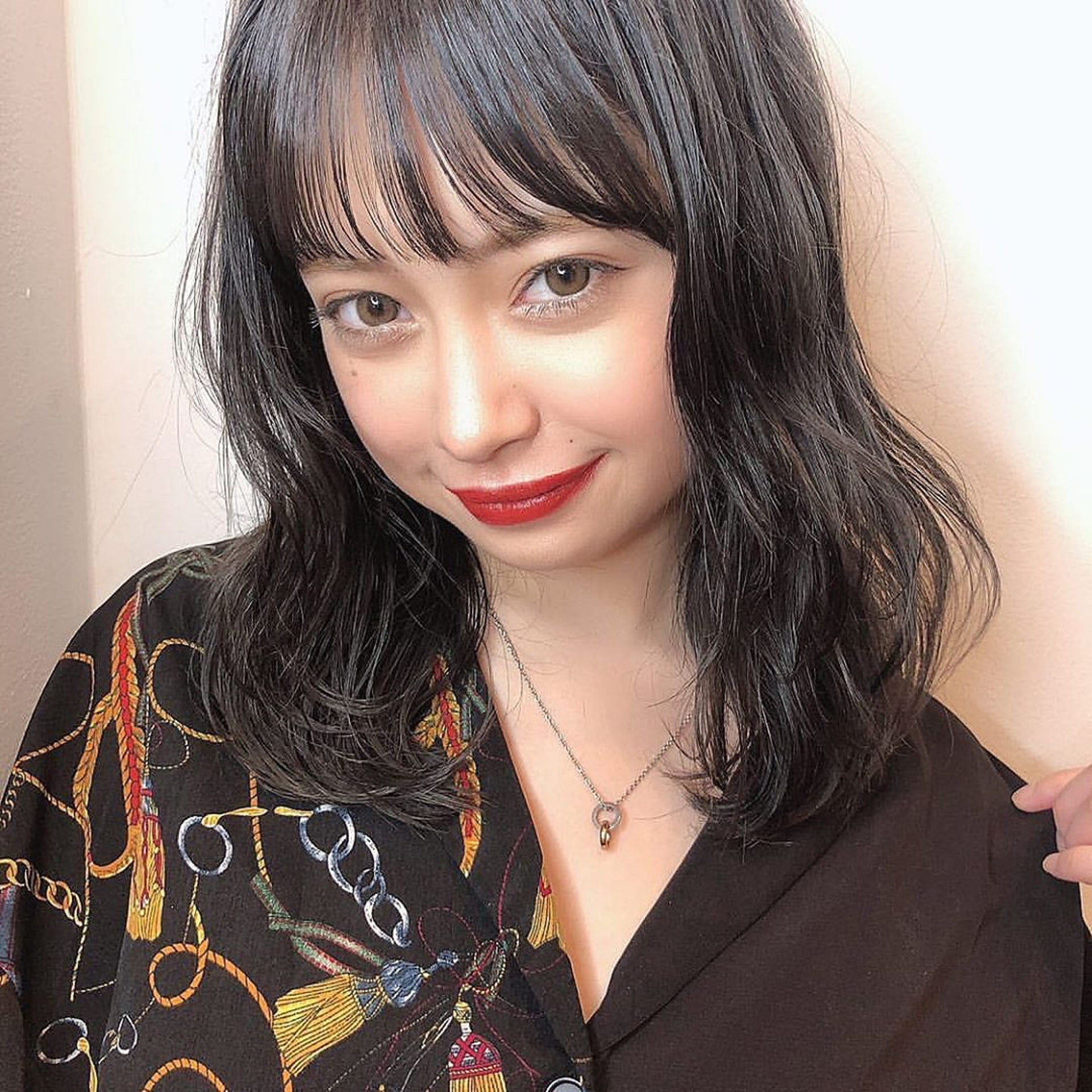 愛子外貌甜美。(IG@aikoo__desu)
