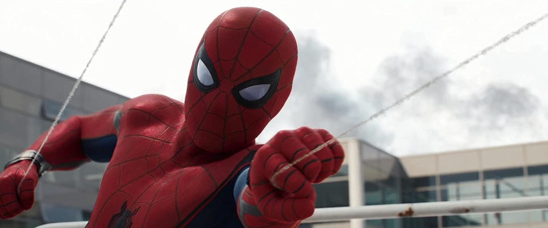 湯賀蘭在2015年獲Marvel Studios選中成為蜘蛛俠。(《美國隊長3:英雄內戰》劇照)