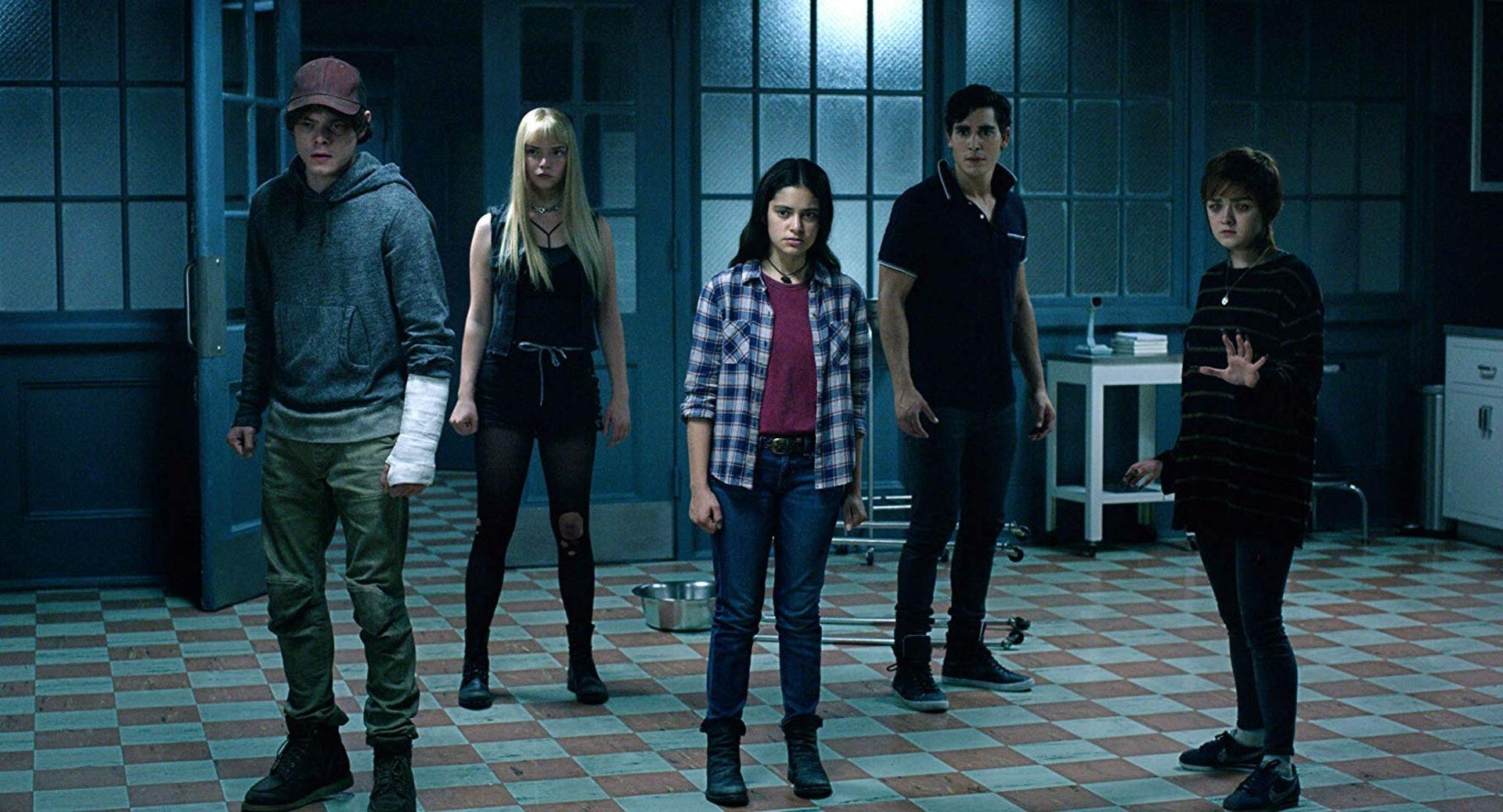 《新異變人》於9月3日上映。(電影劇照)