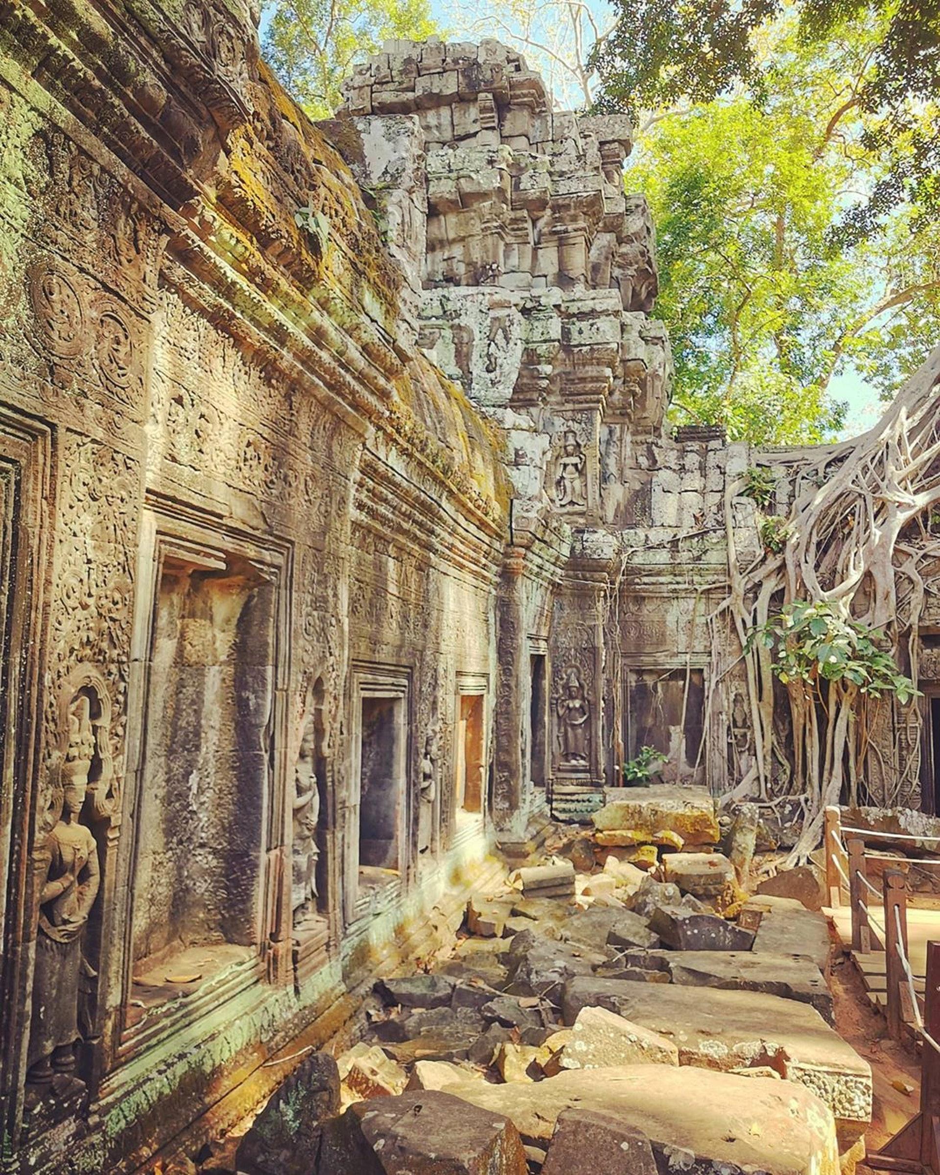 柬埔寨─塔普倫寺(Ig@nlek.lim)