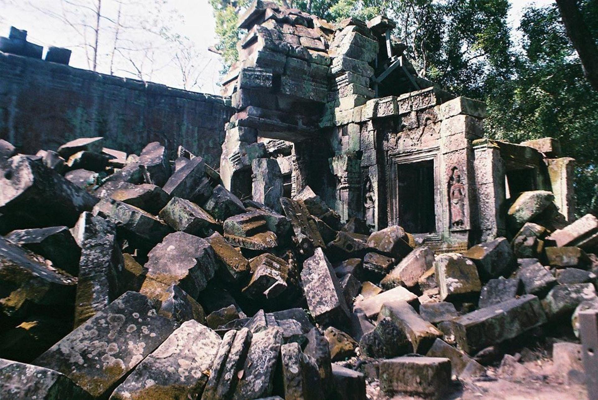 柬埔寨─塔普倫寺(Ig@yang790302)