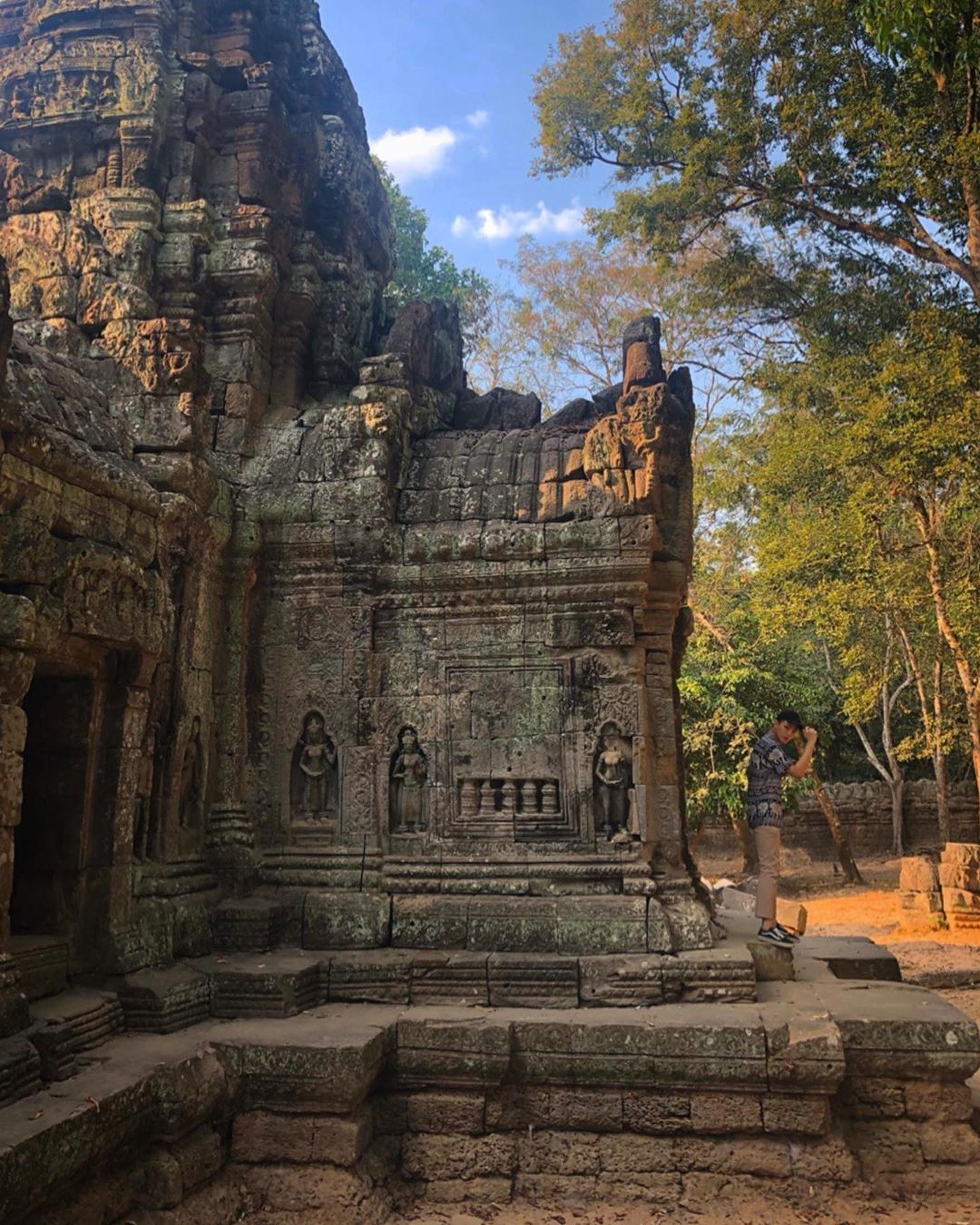 柬埔寨─塔普倫寺(Ig@austin.0716)