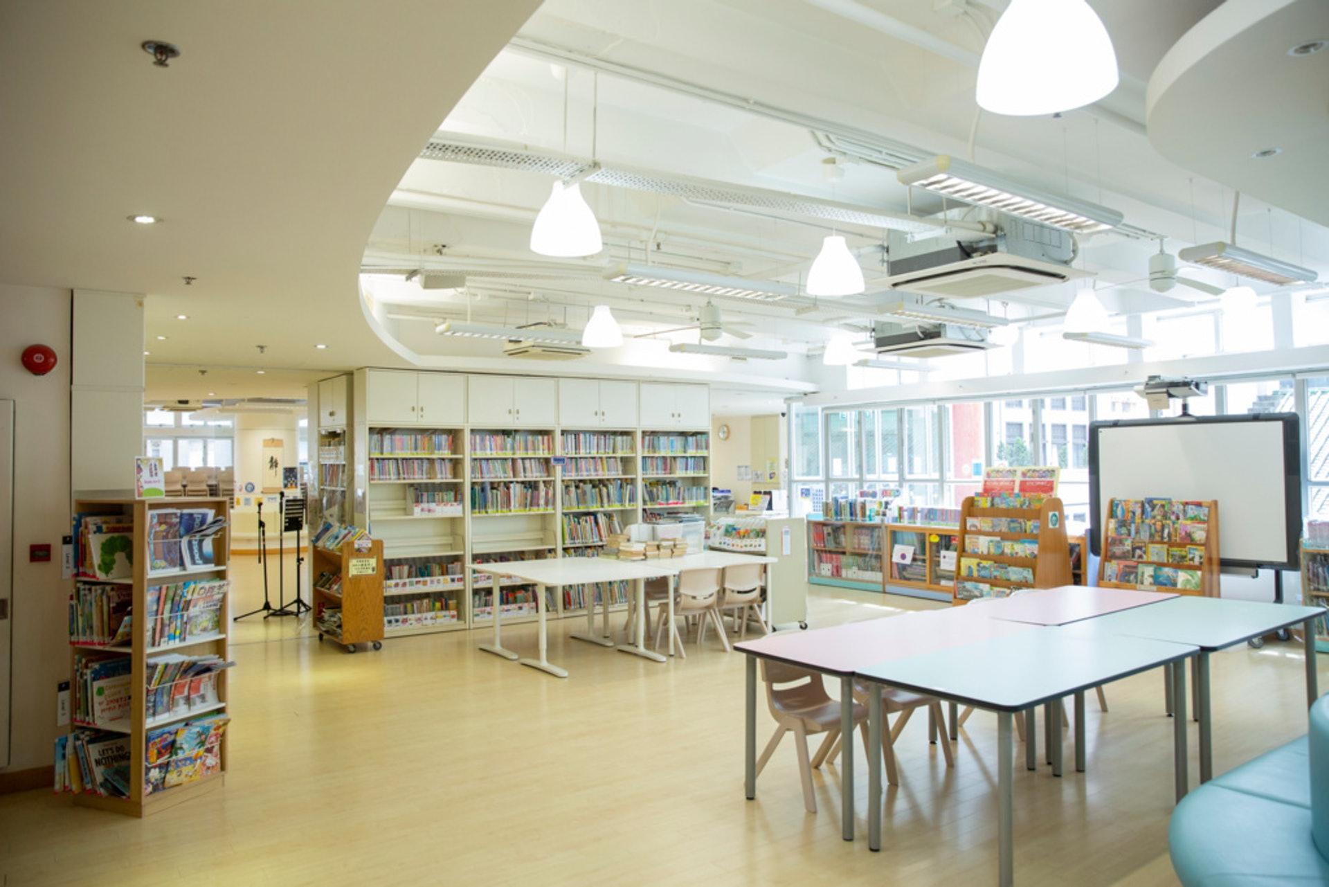 疫情下,課室和設施也有些措施上的轉變。