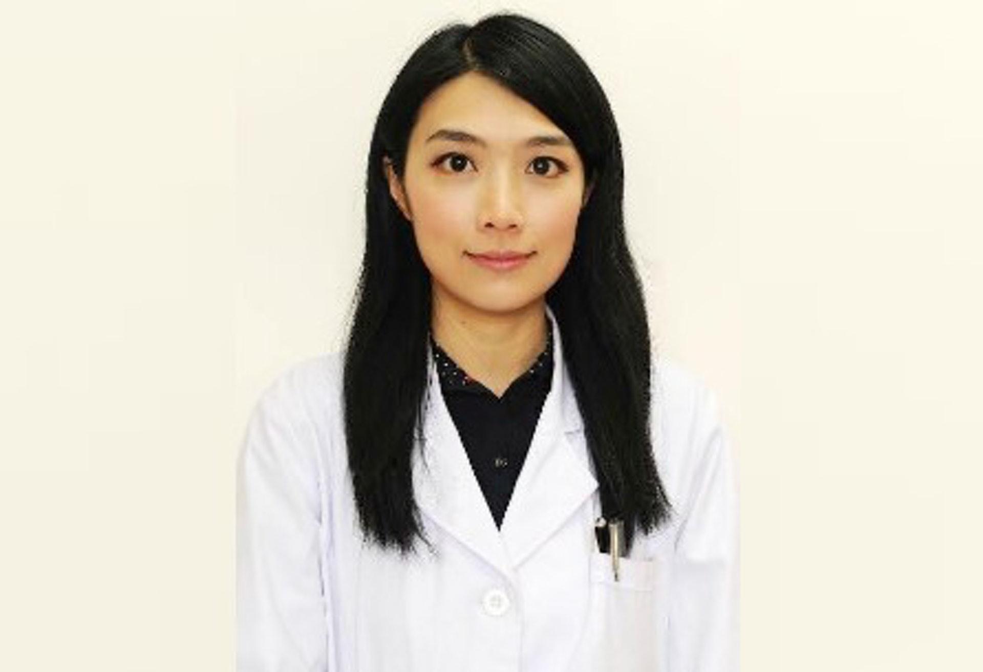 註冊中醫師何慧潔(受訪者提供)