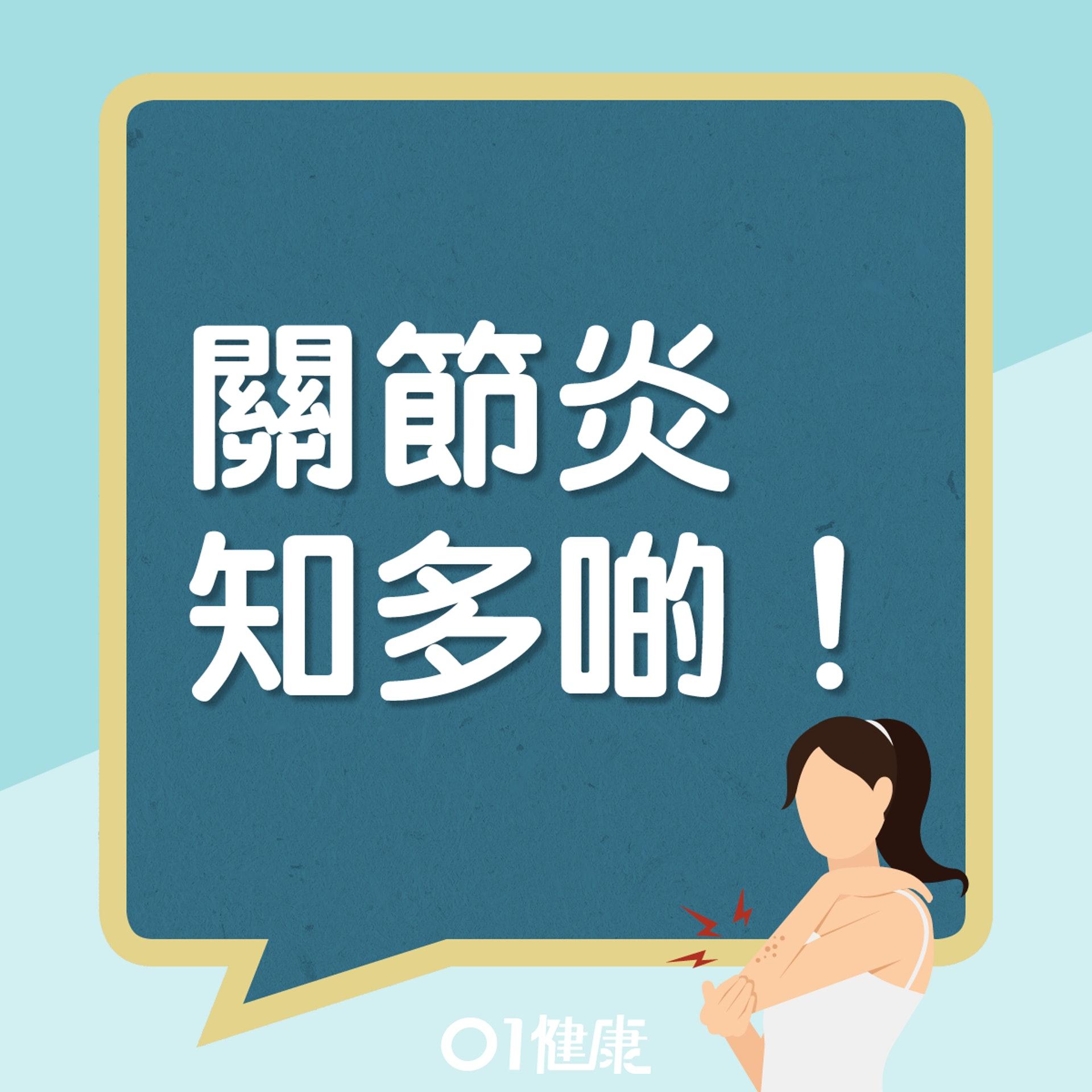 關節炎知多啲(01製圖)