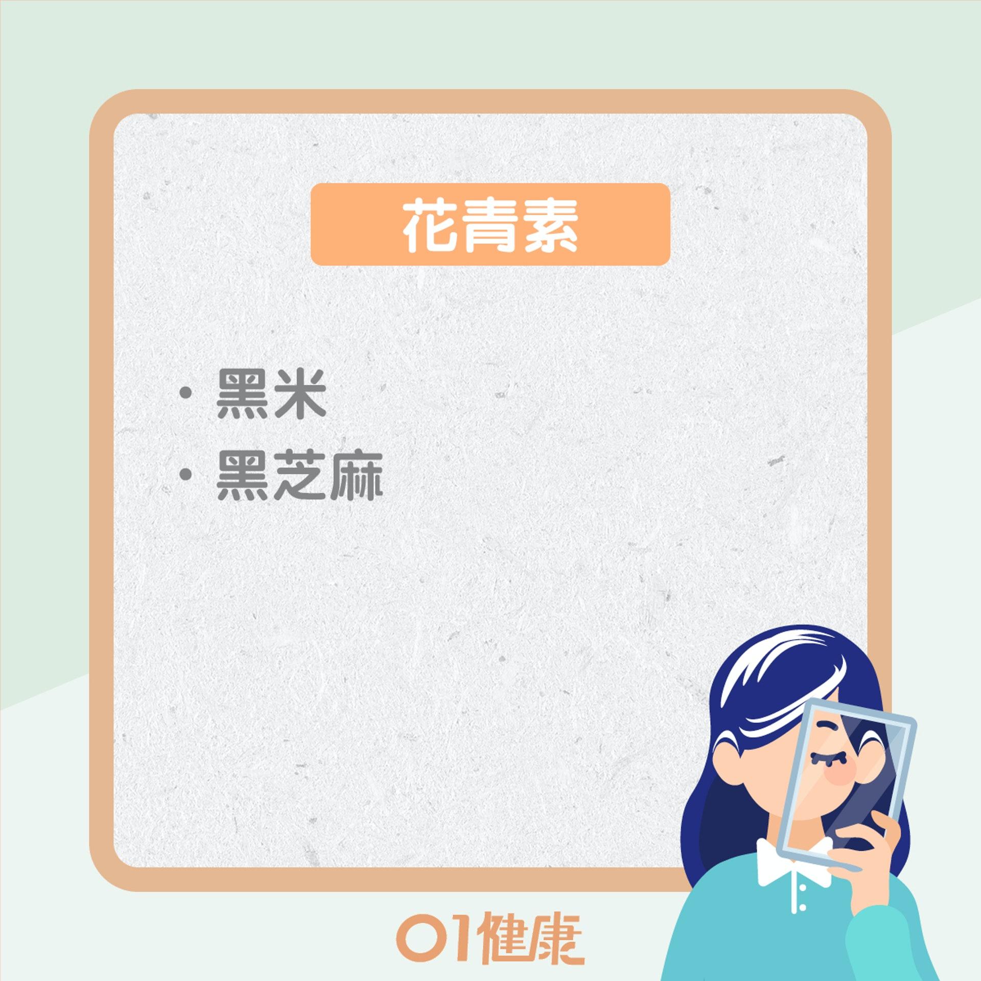 4類養髮食物例子(01製圖)