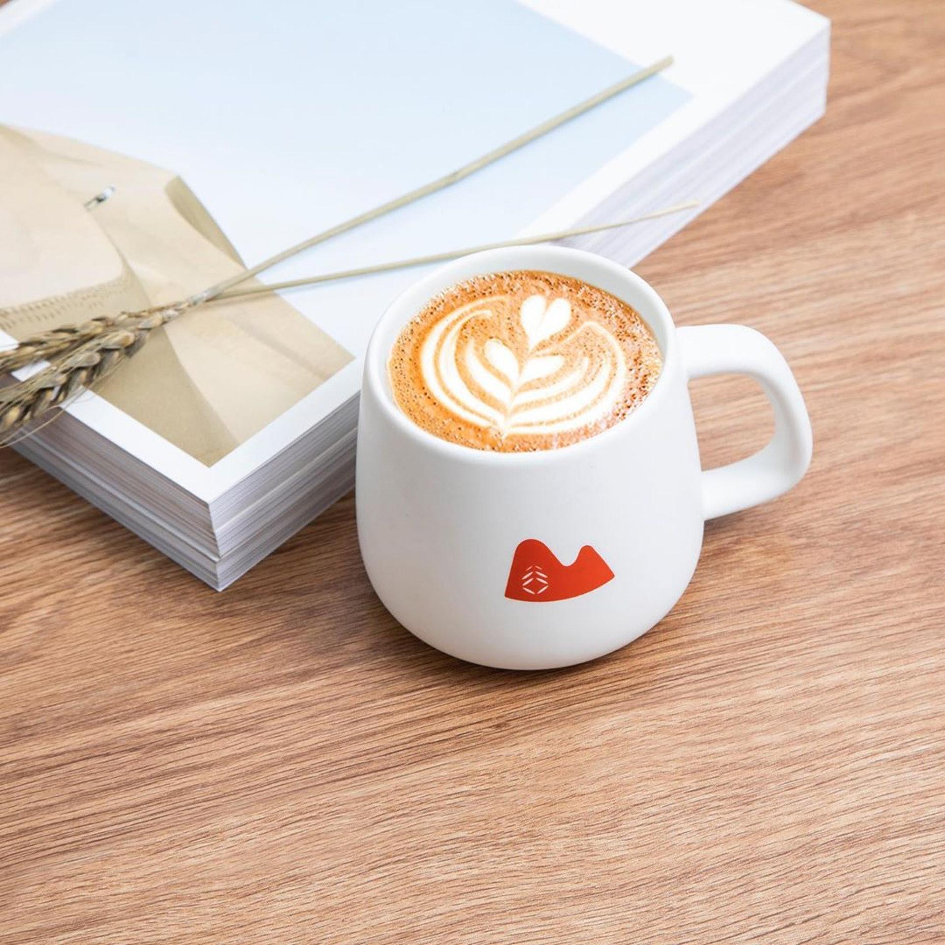也有售精品咖啡。(guusan_hk@instagram)