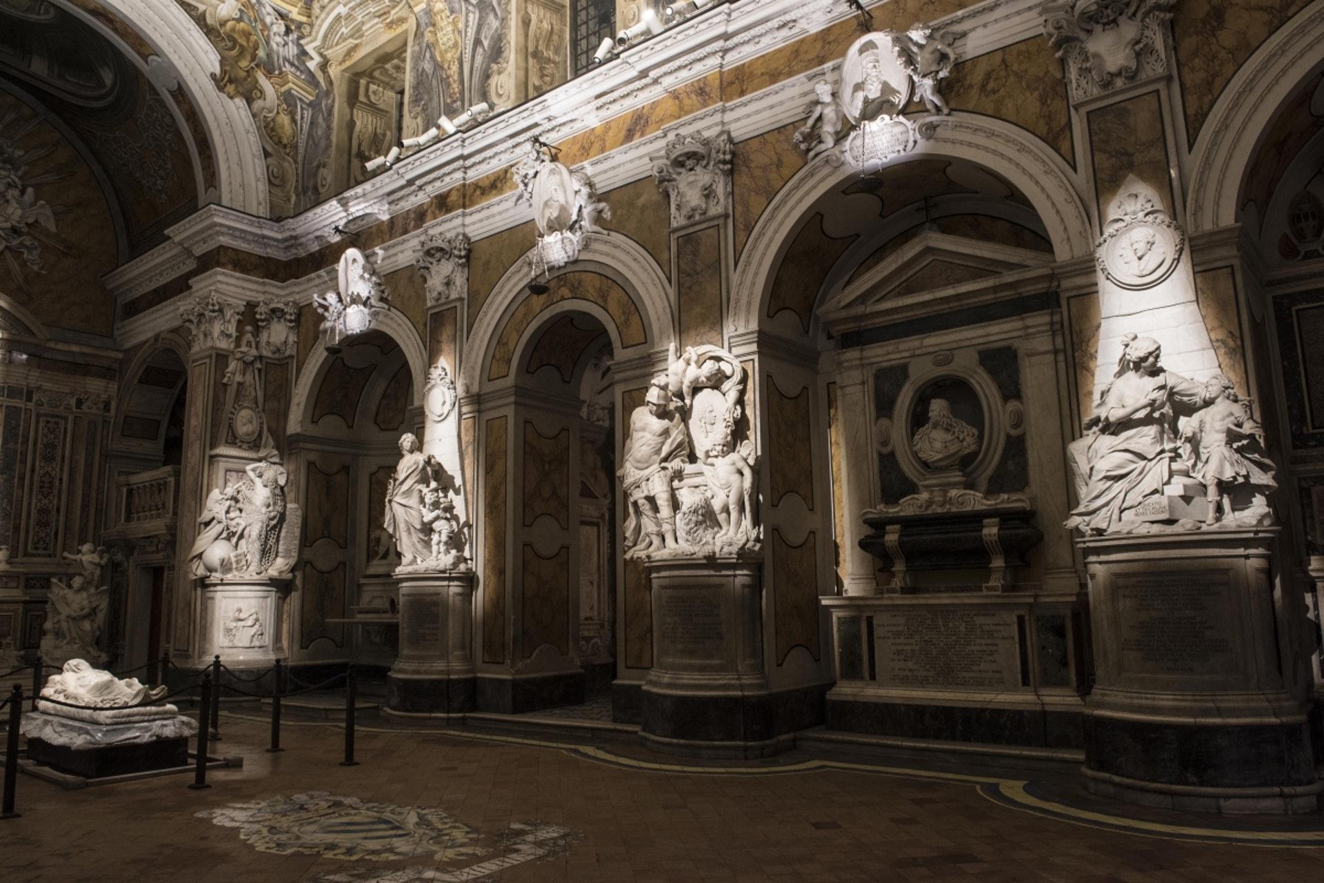 (圖片擷取自︰www.museosansevero.it)