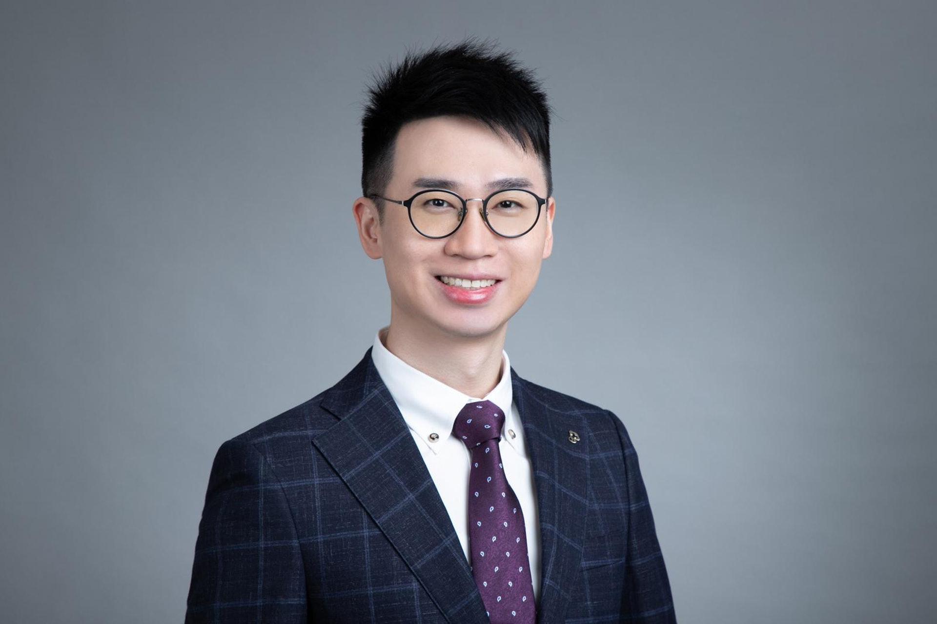健福堂註冊中醫師羅光輝(受訪者提供)