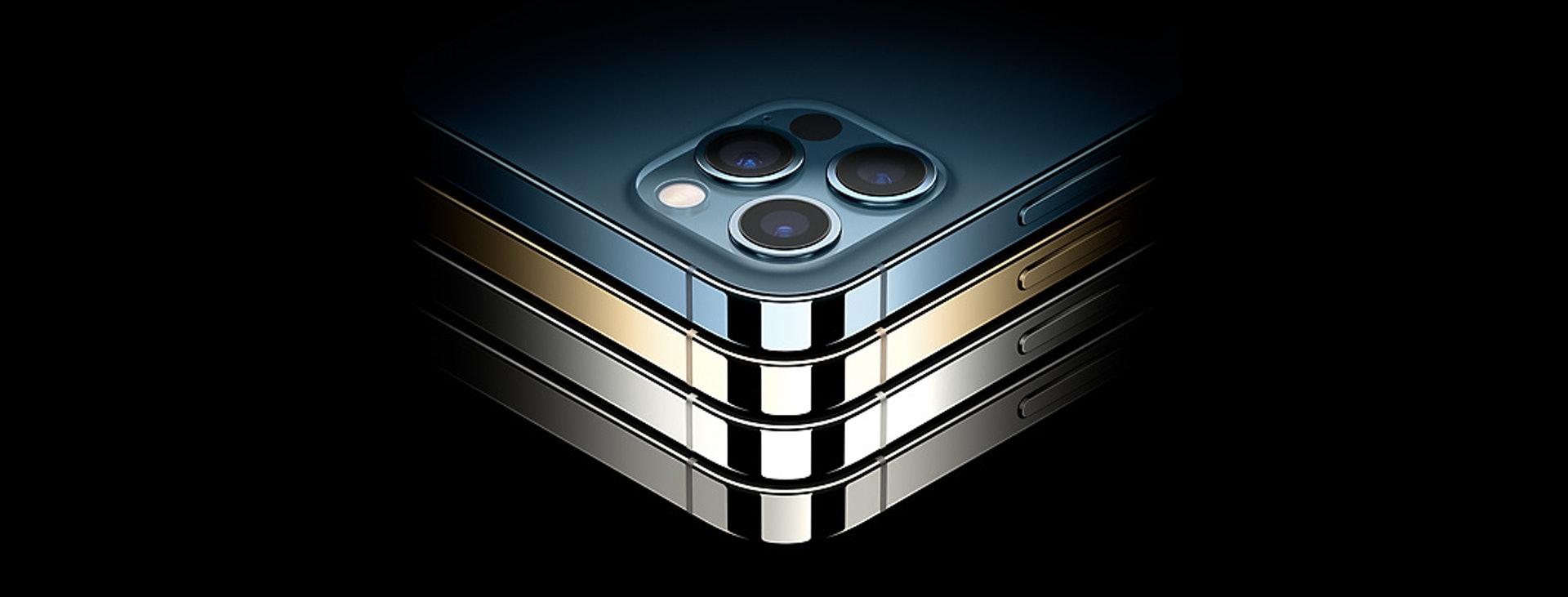 iPhone 12 Pro(Apple官網)
