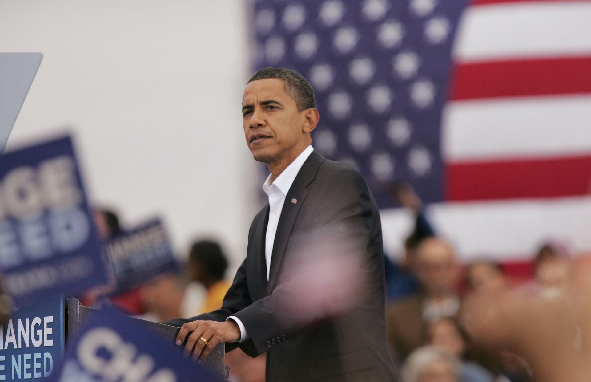 当年印州选民更倾向给予奥巴马机会。(Getty Images)