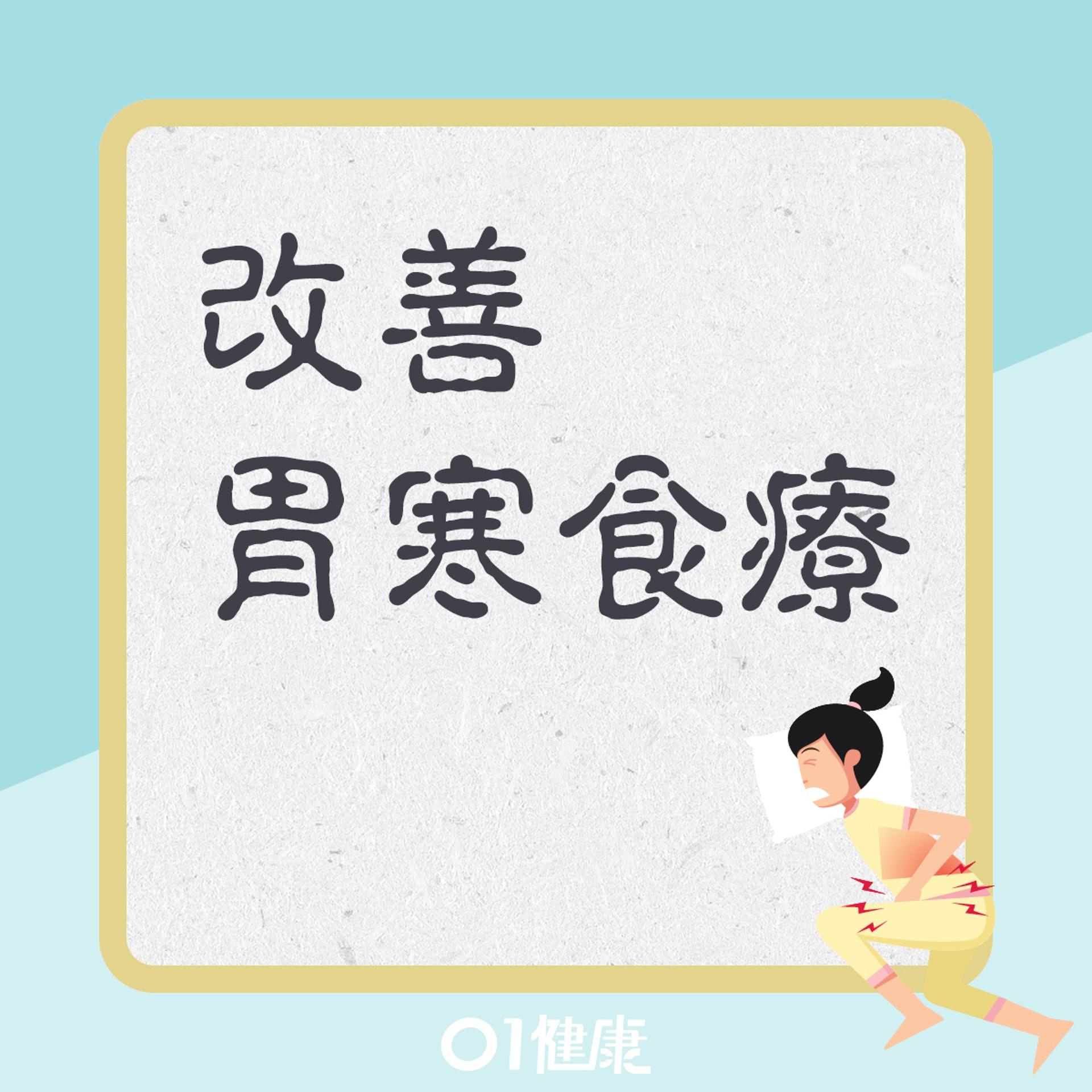 丁香肉桂紅糖煎(01製圖)