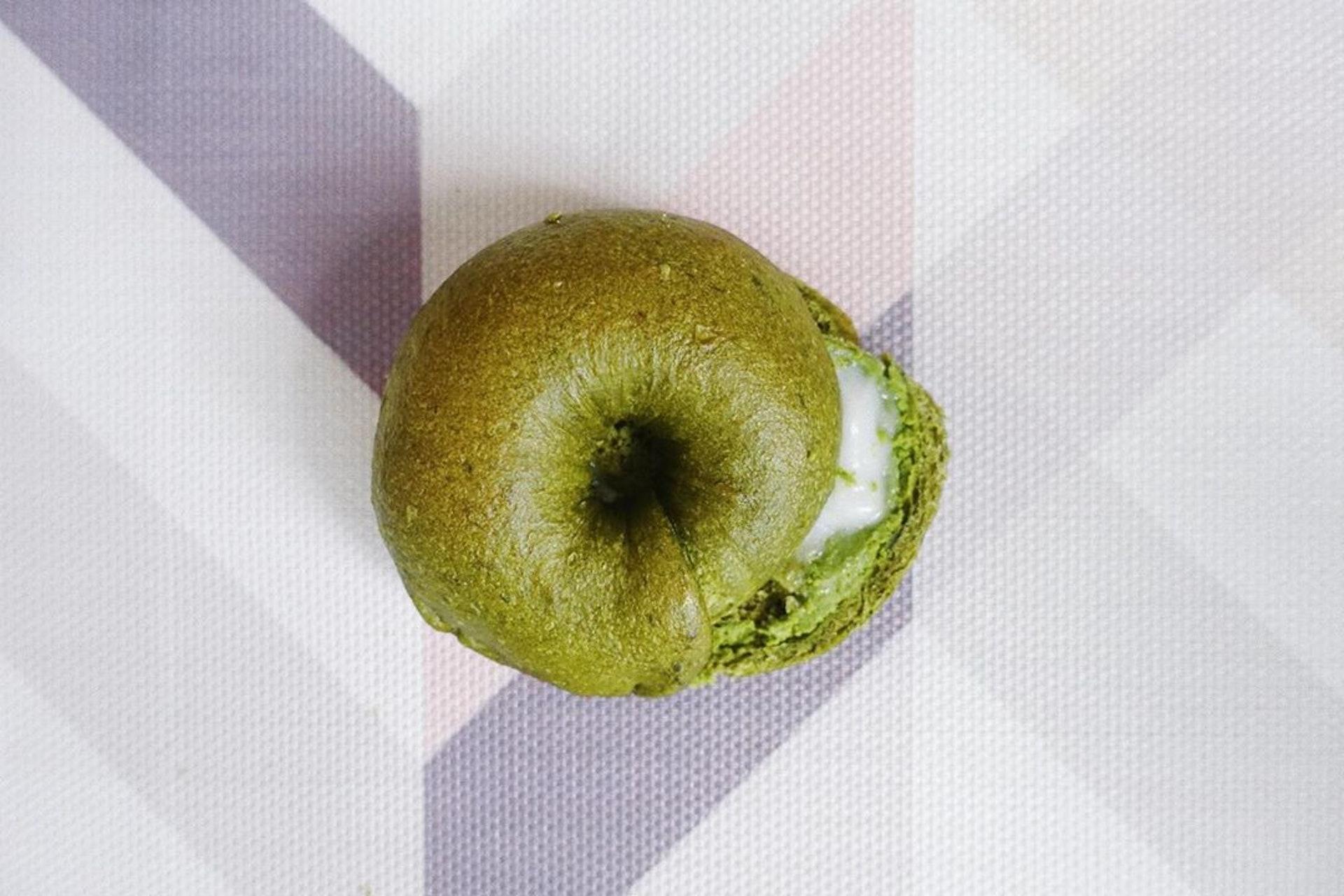享樂的Bagel是不少人的必買之選,有多款味道。(foodiechoco@instagram)