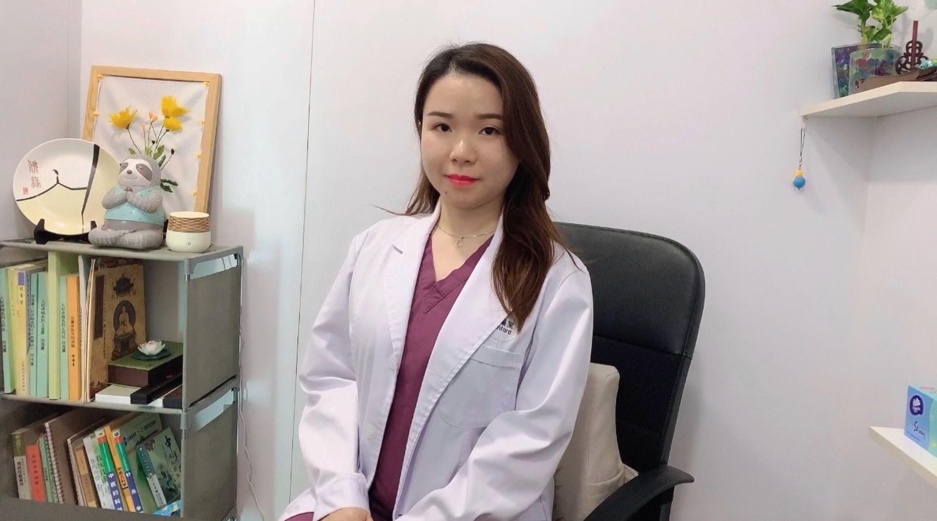 健福堂中醫診所註冊中醫師畢麗虹(撰文者提供)