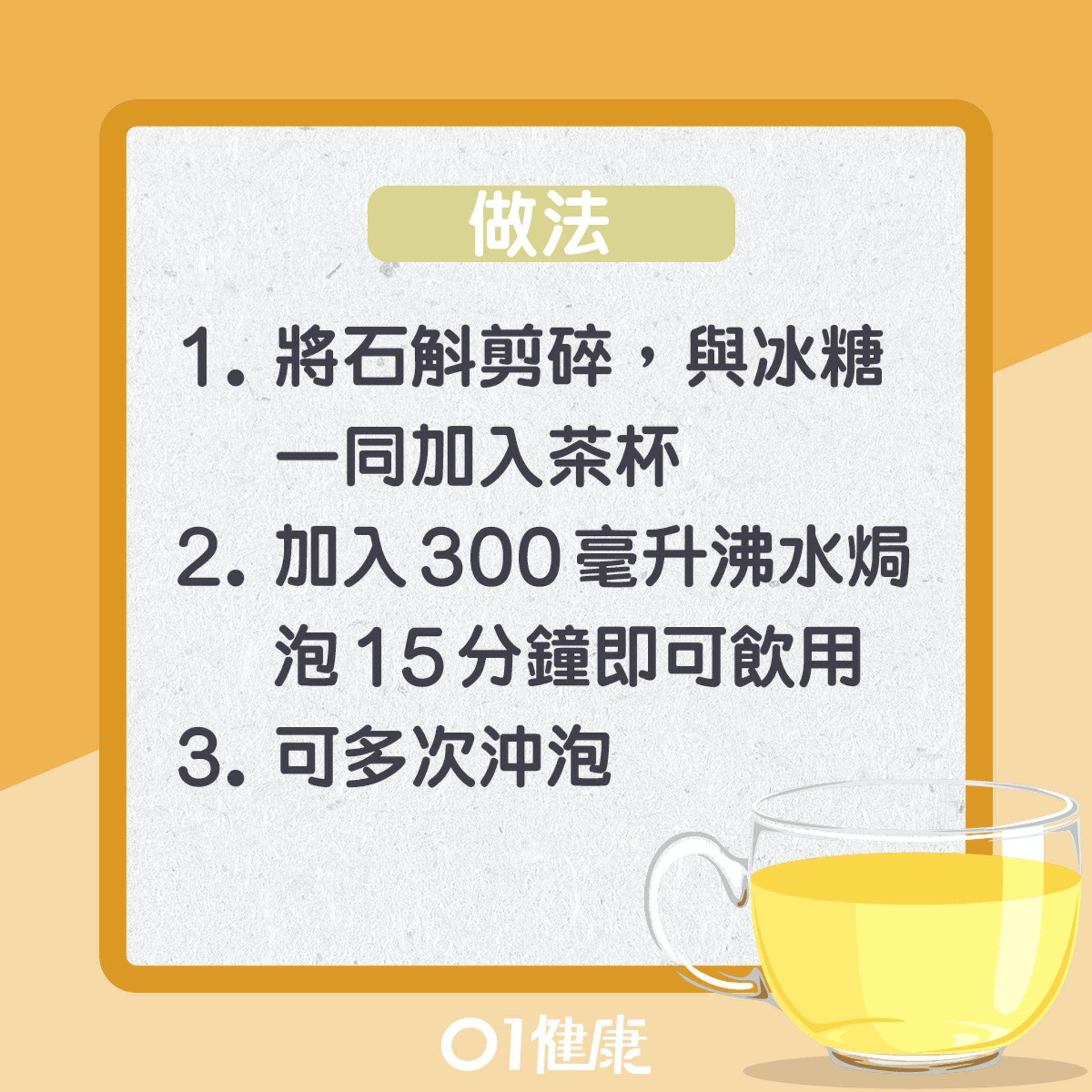 石斛冰糖茶(01製圖)
